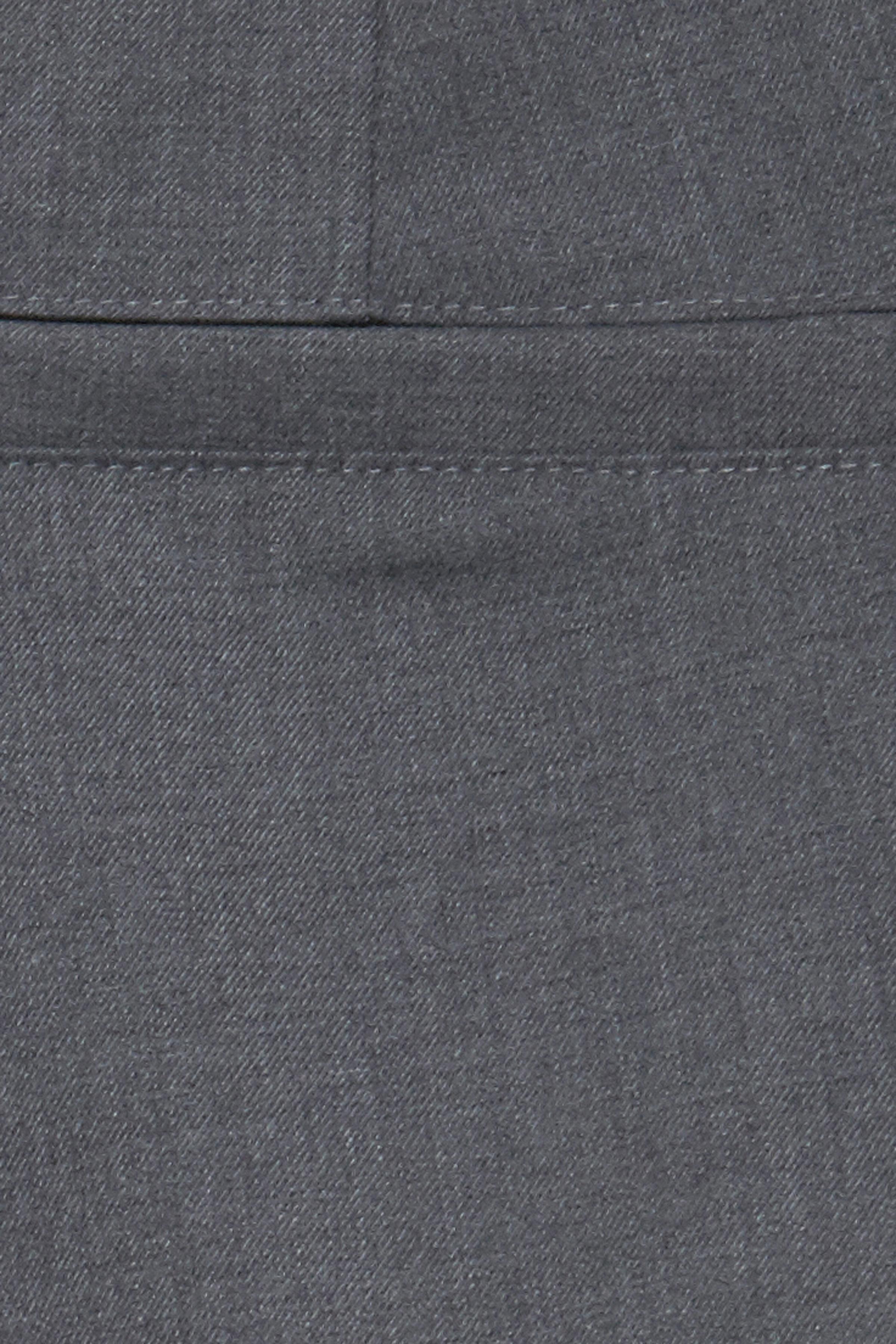 Gråmelerad Casual byxor från Pulz Jeans – Köp Gråmelerad Casual byxor från stl. 32-46 här