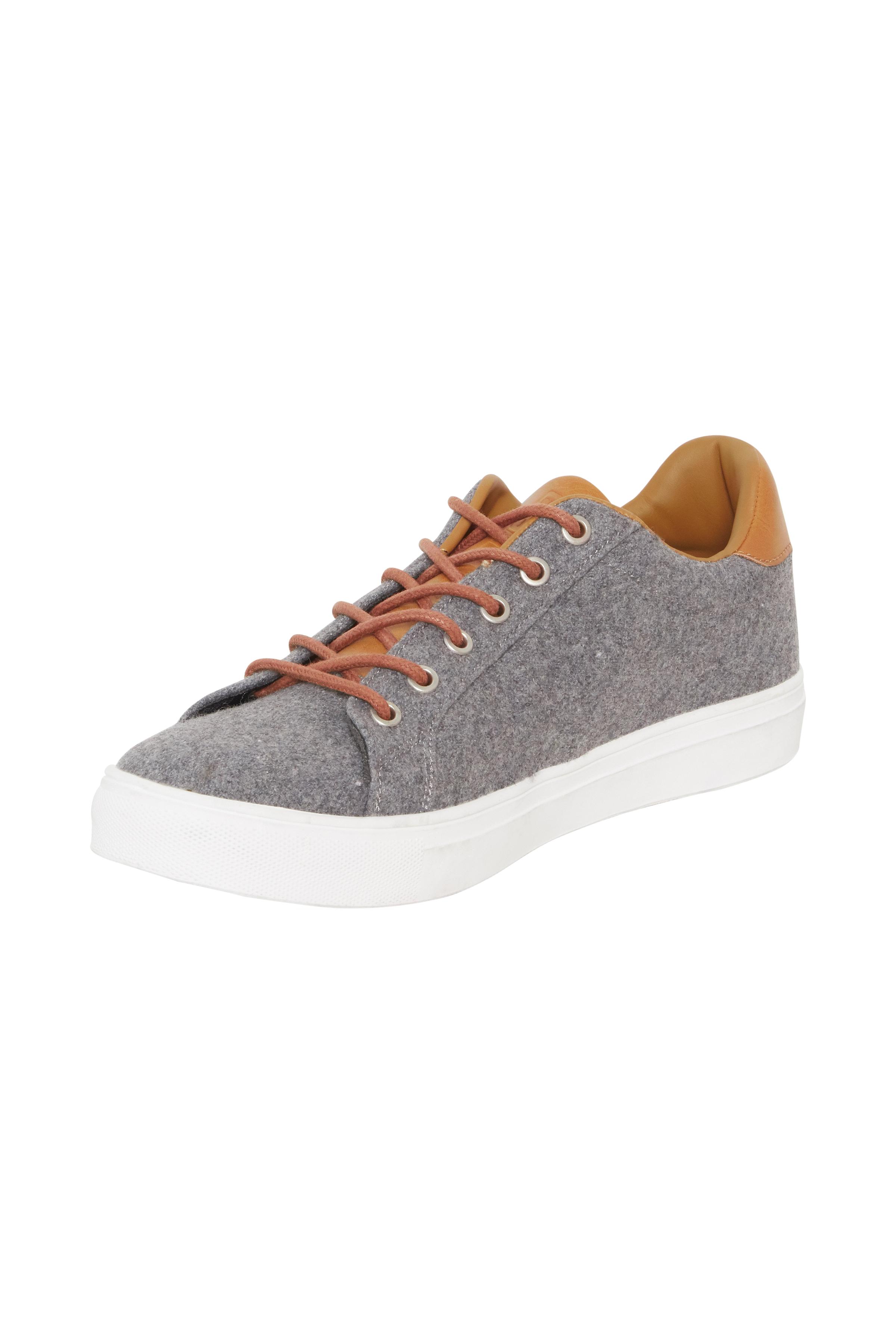 Gråmeleret Fodtøj fra Blend He Shoes – Køb Gråmeleret Fodtøj fra str. 40-46 her
