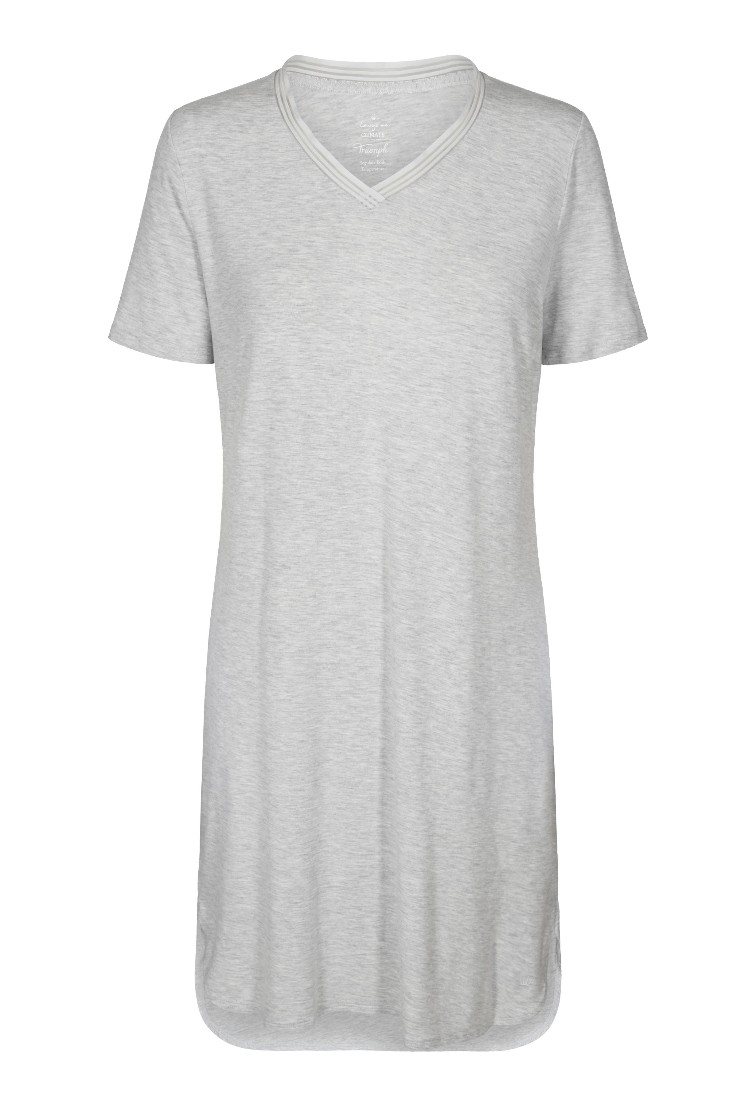 Image of Triumph Dame Homewear kjole - Climate Control - Gråmeleret