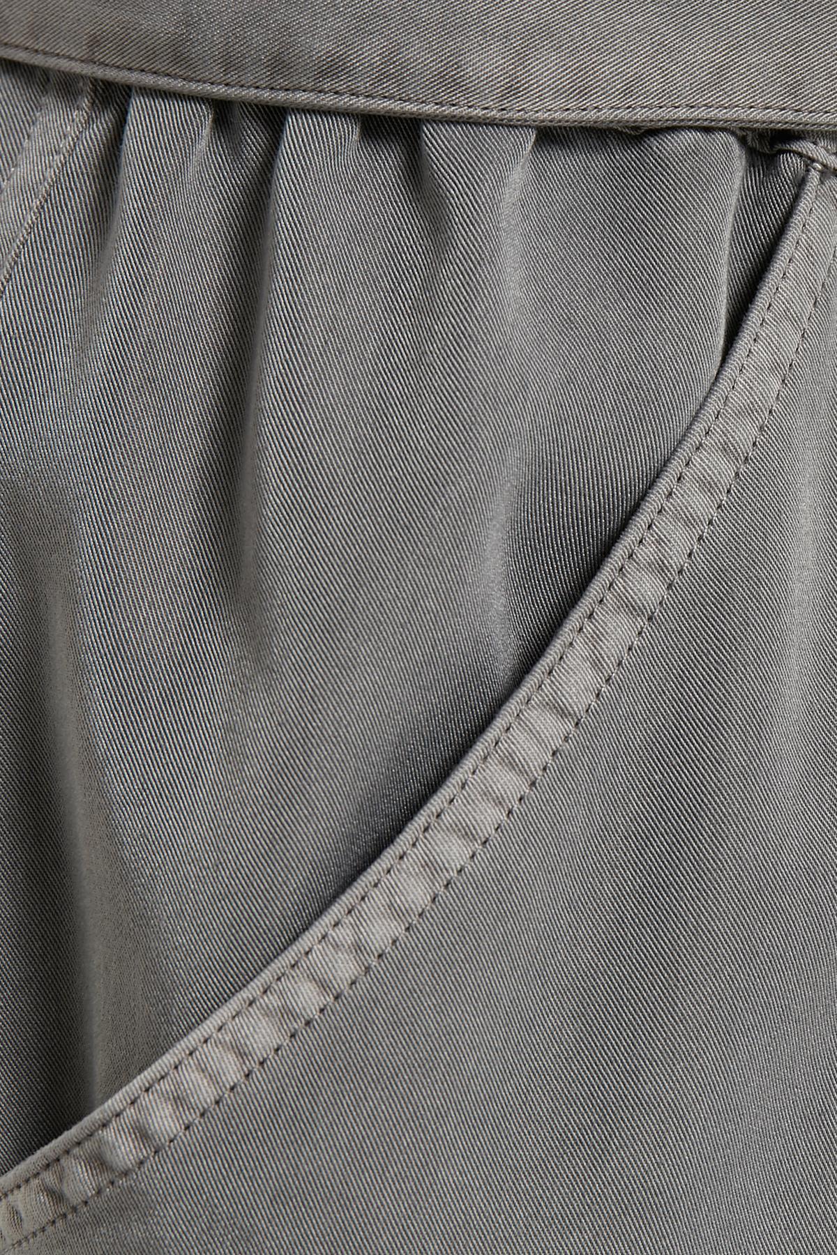 Grau Casual Hose von Bon'A Parte – Shoppen Sie Grau Casual Hose ab Gr. S-3XL hier