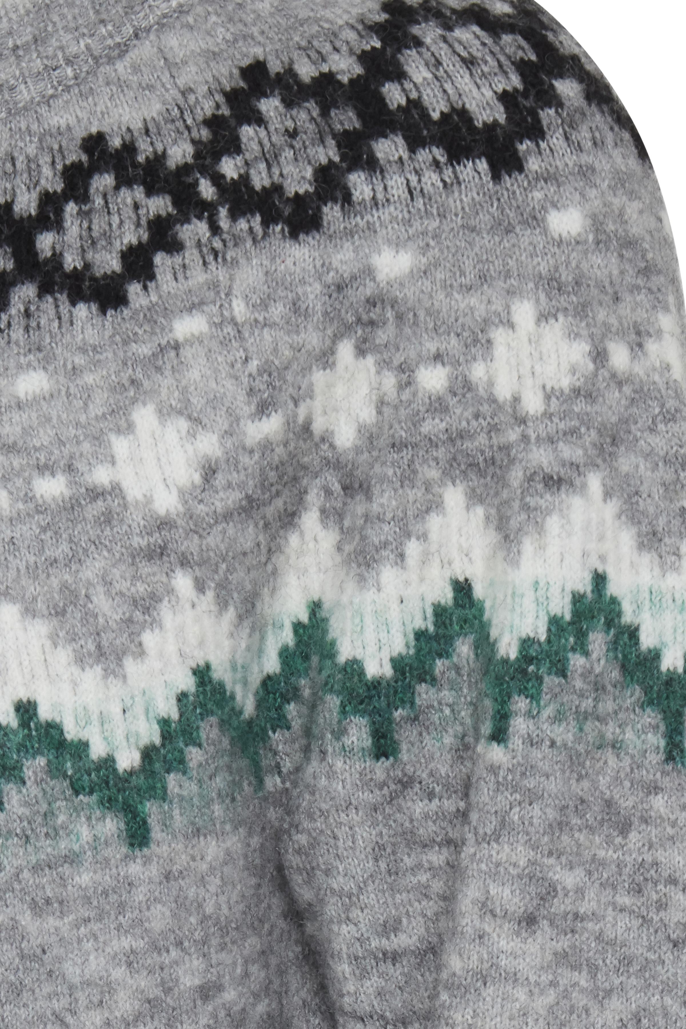 Grau/grün Strickpullover von Fransa – Shoppen Sie Grau/grün Strickpullover ab Gr. XS-XXL hier