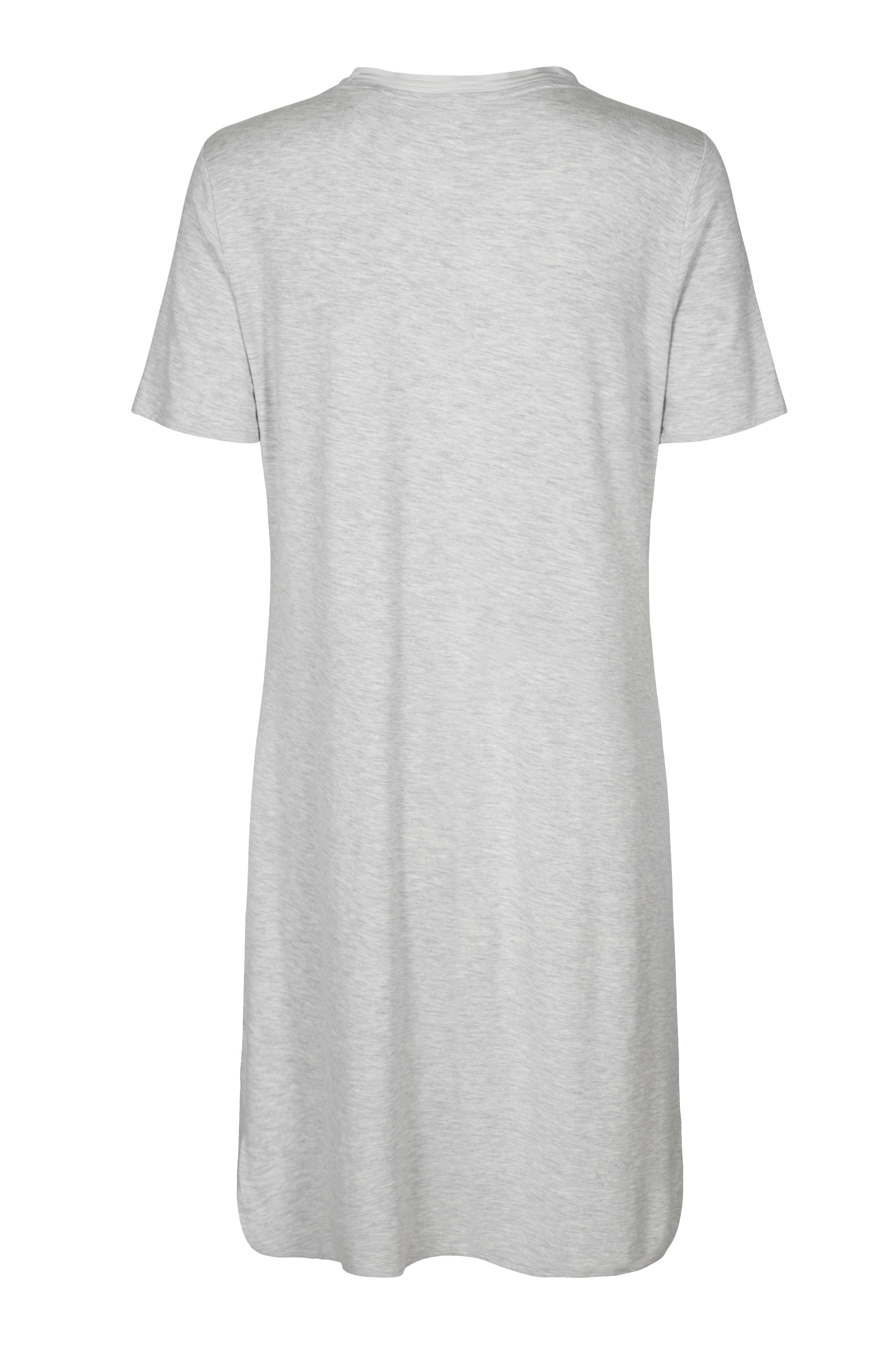Grau meliert Homewear-Kleid - Climate Control von Triumph – Shoppen Sie Grau meliert Homewear-Kleid - Climate Control ab Gr. 38-48 hier