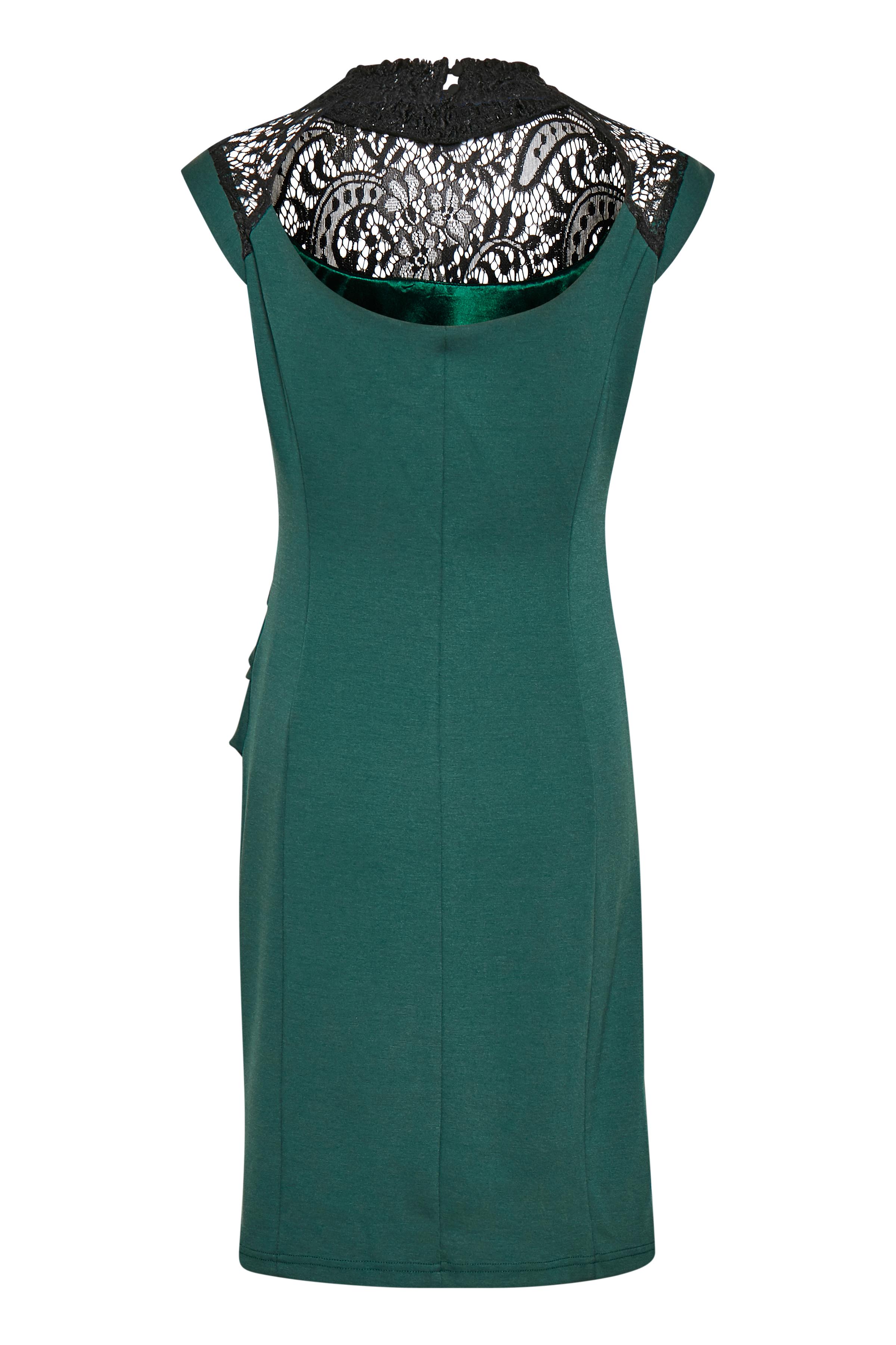 Green Spruce Kjole fra Kaffe – Køb Green Spruce Kjole fra str. XS-XXL her
