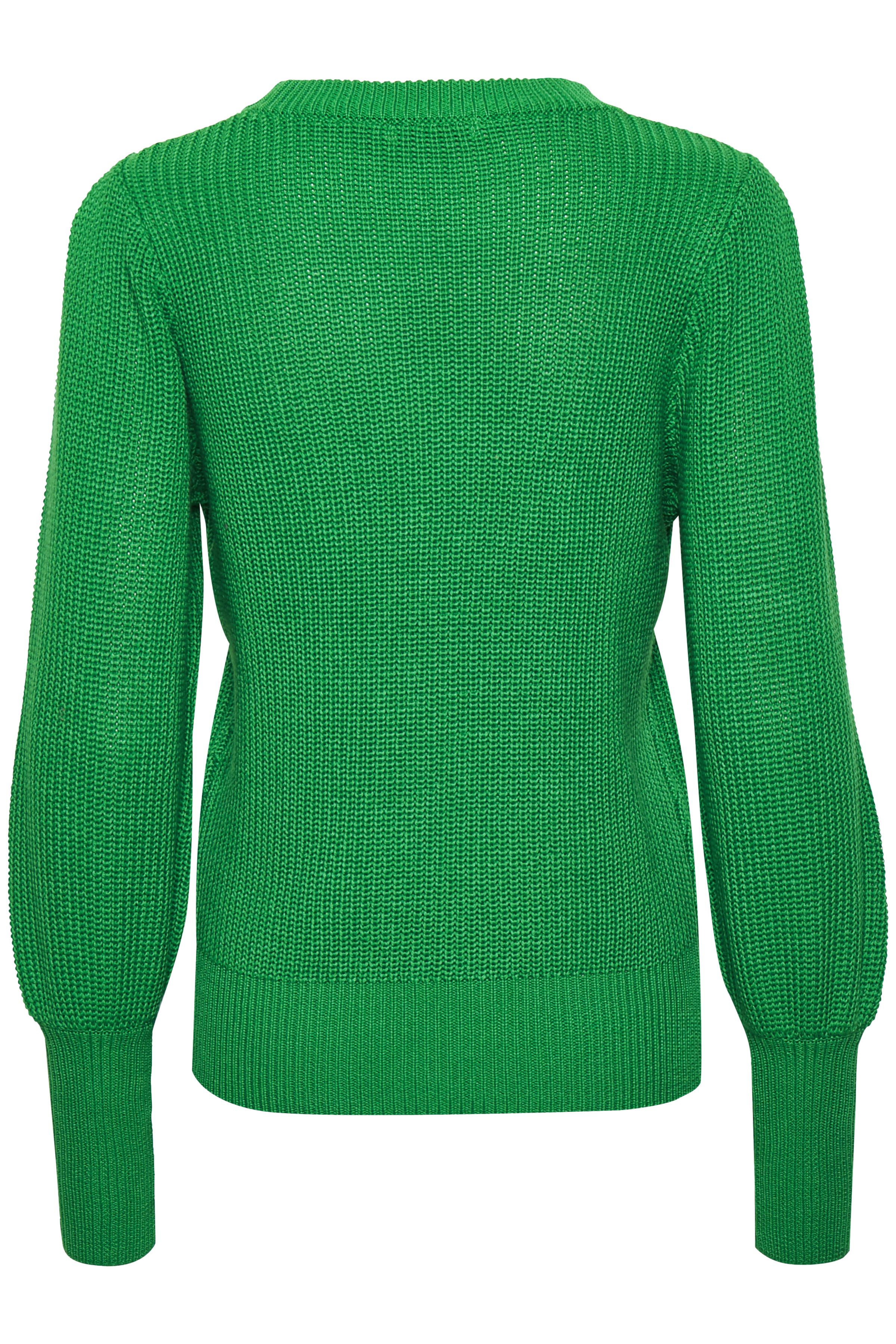 Grøn Strikbluse fra Dranella – Køb Grøn Strikbluse fra str. XS-XXL her