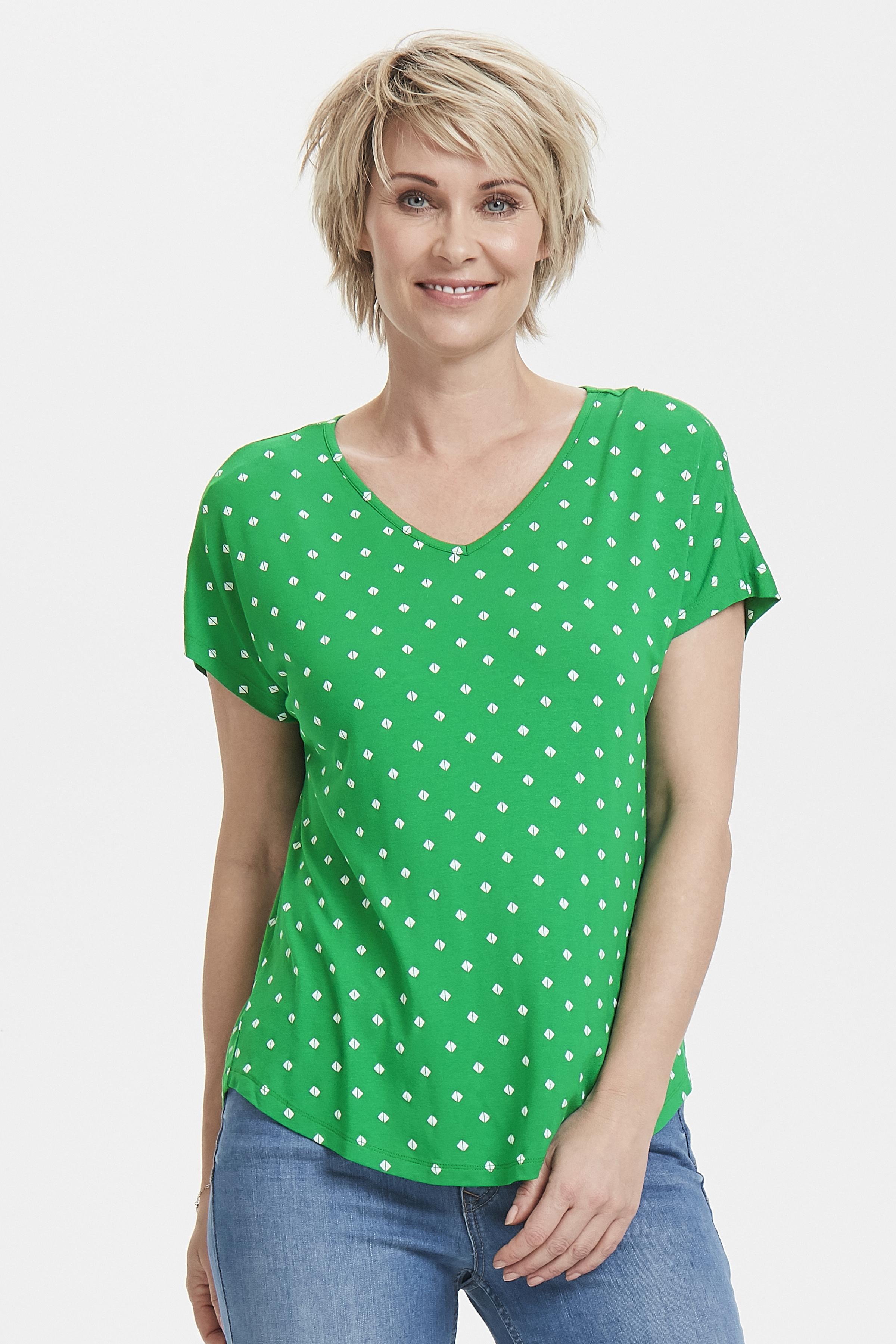 Groen/wit