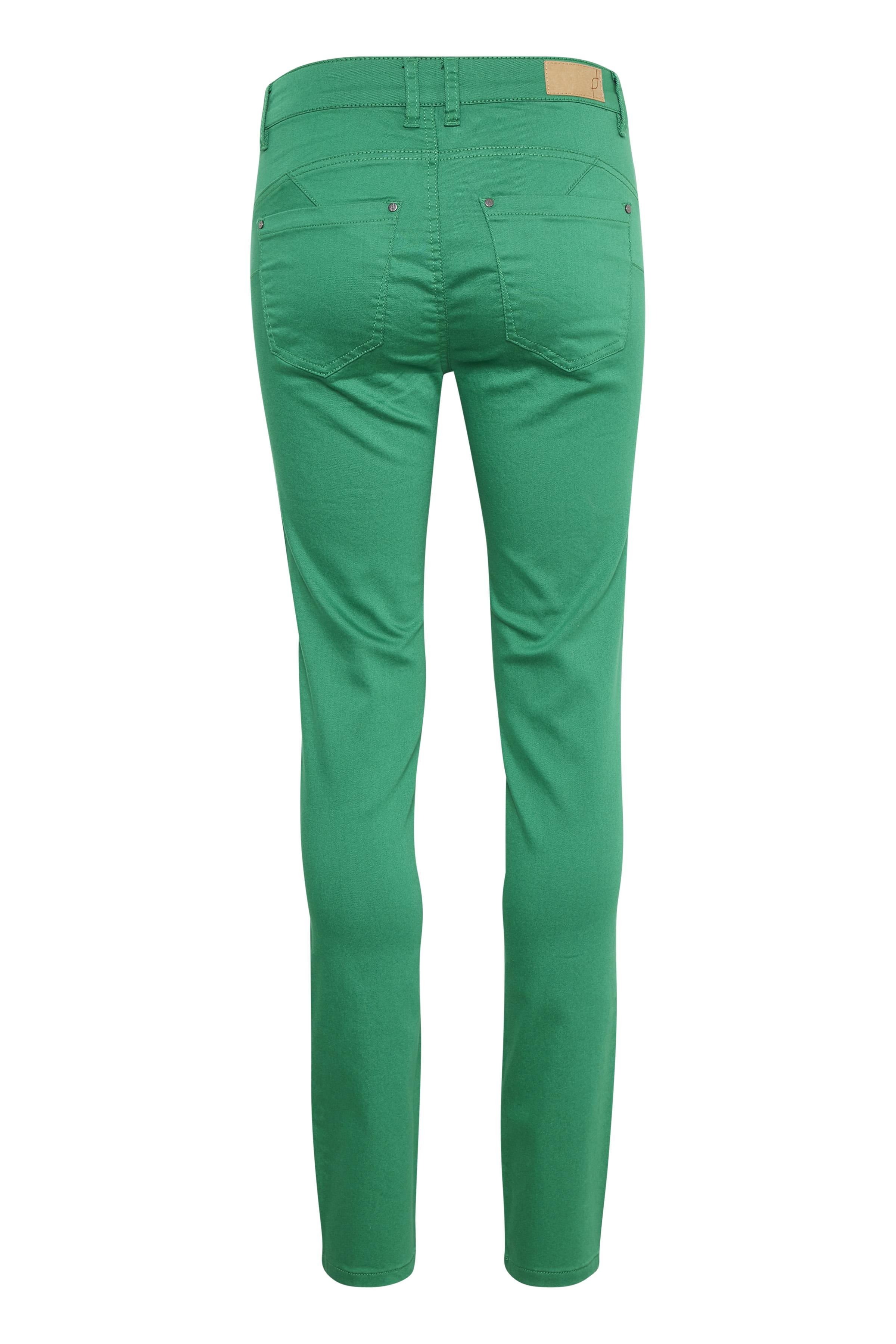 Grön Casual byxor från Fransa – Köp Grön Casual byxor från stl. 34-46 här