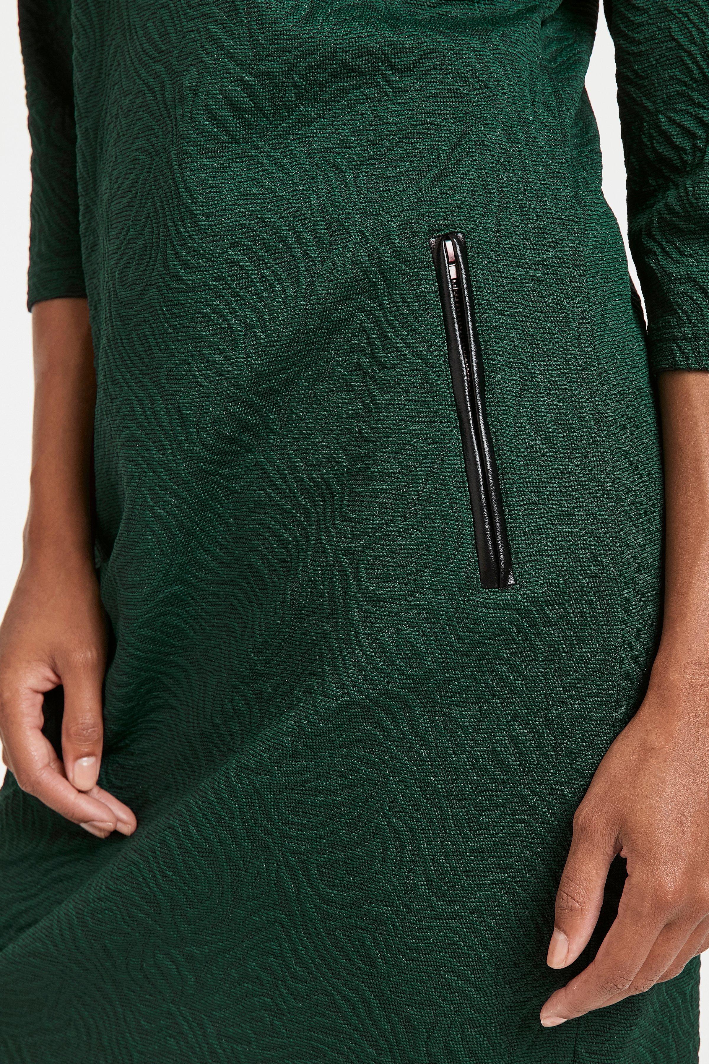 Grön Klänning från Fransa – Köp Grön Klänning från stl. XS-XXL här