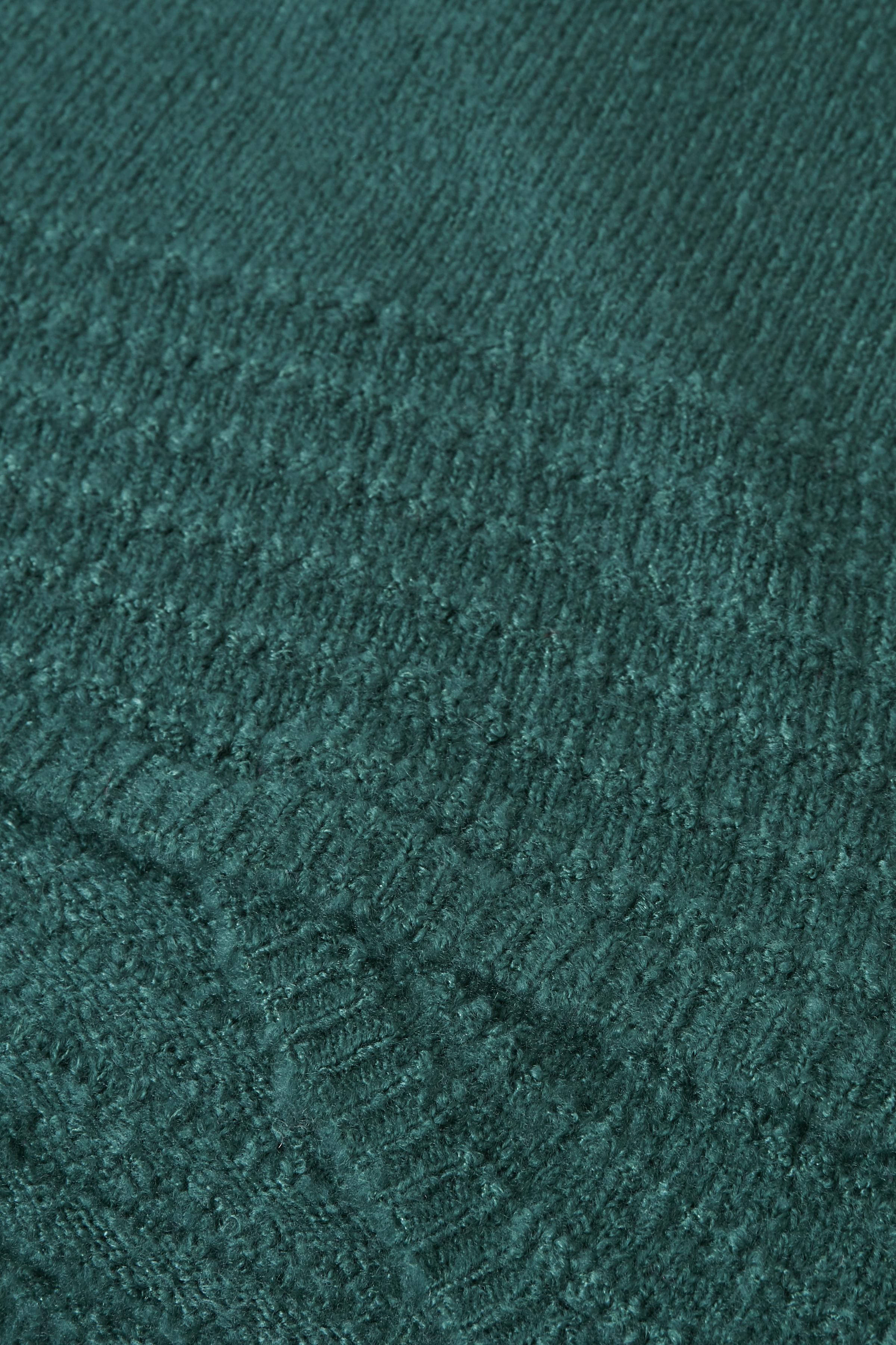 Grön Stickad pullover från Bon'A Parte – Köp Grön Stickad pullover från stl. S-2XL här