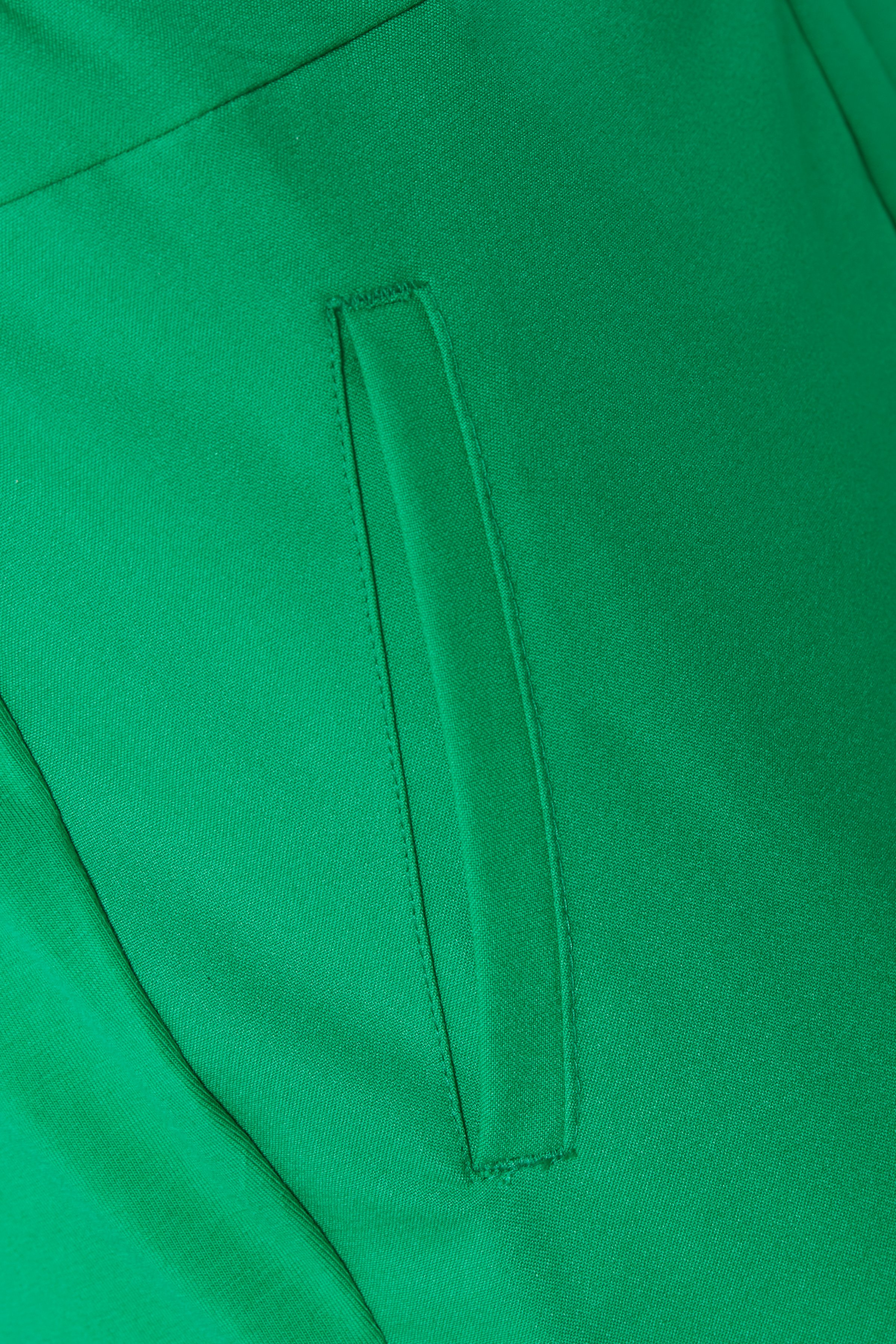 Grün Caprihose von Kaffe – Shoppen Sie Grün Caprihose ab Gr. 32-46 hier