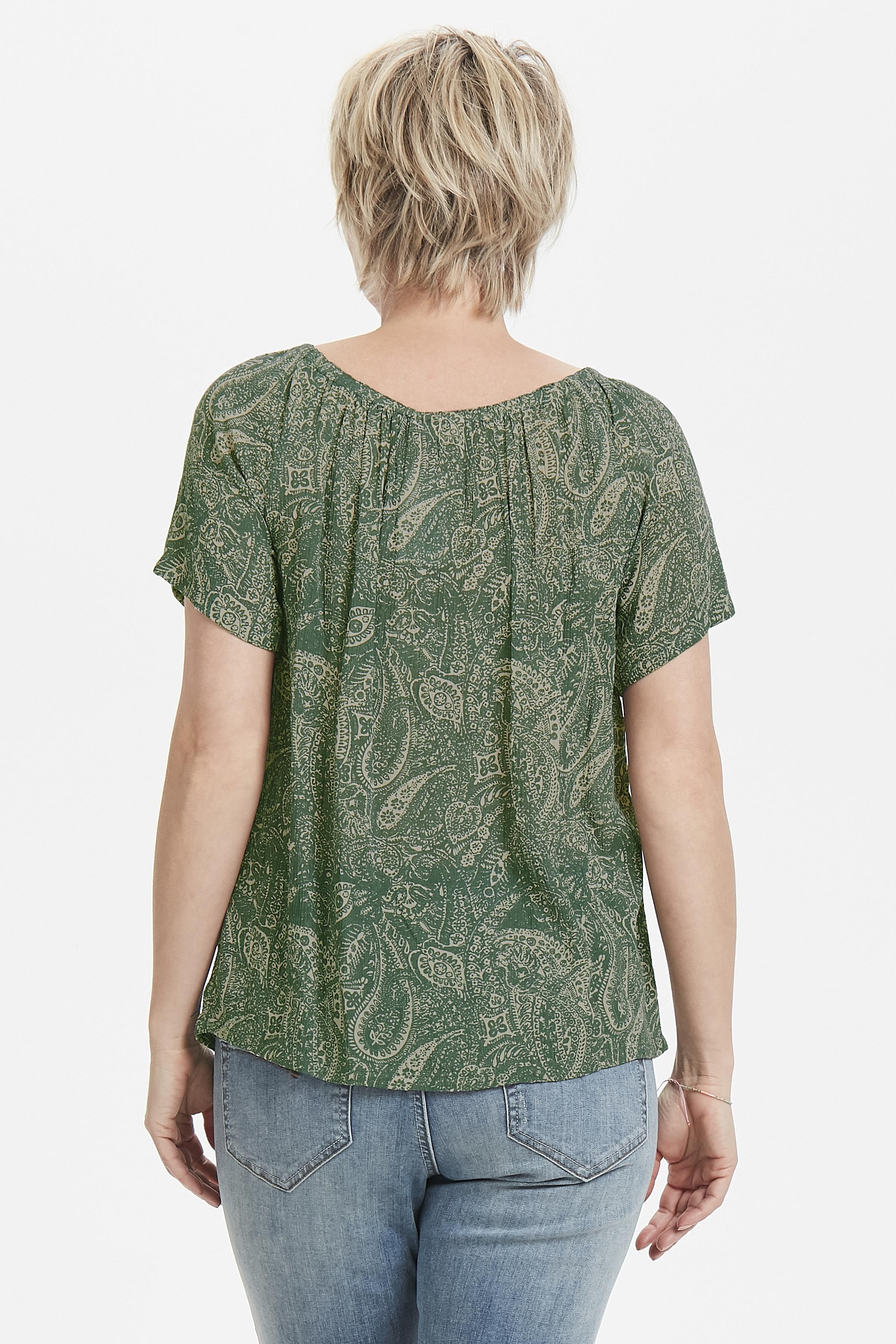 Grün/creme Bluse von Bon'A Parte – Shoppen SieGrün/creme Bluse ab Gr. S-2XL hier