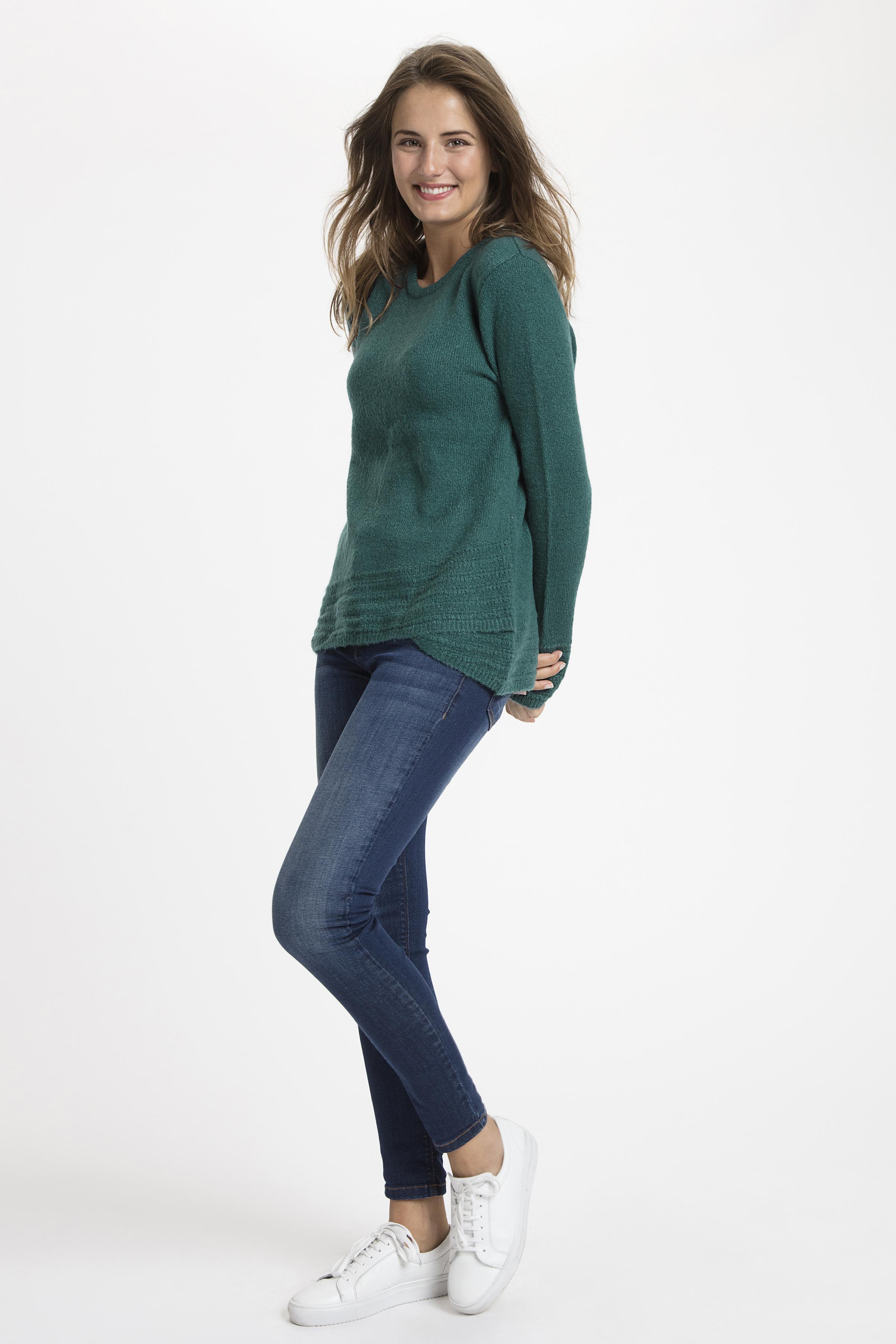 Grün Strickpullover von Bon'A Parte – Shoppen Sie Grün Strickpullover ab Gr. S-2XL hier