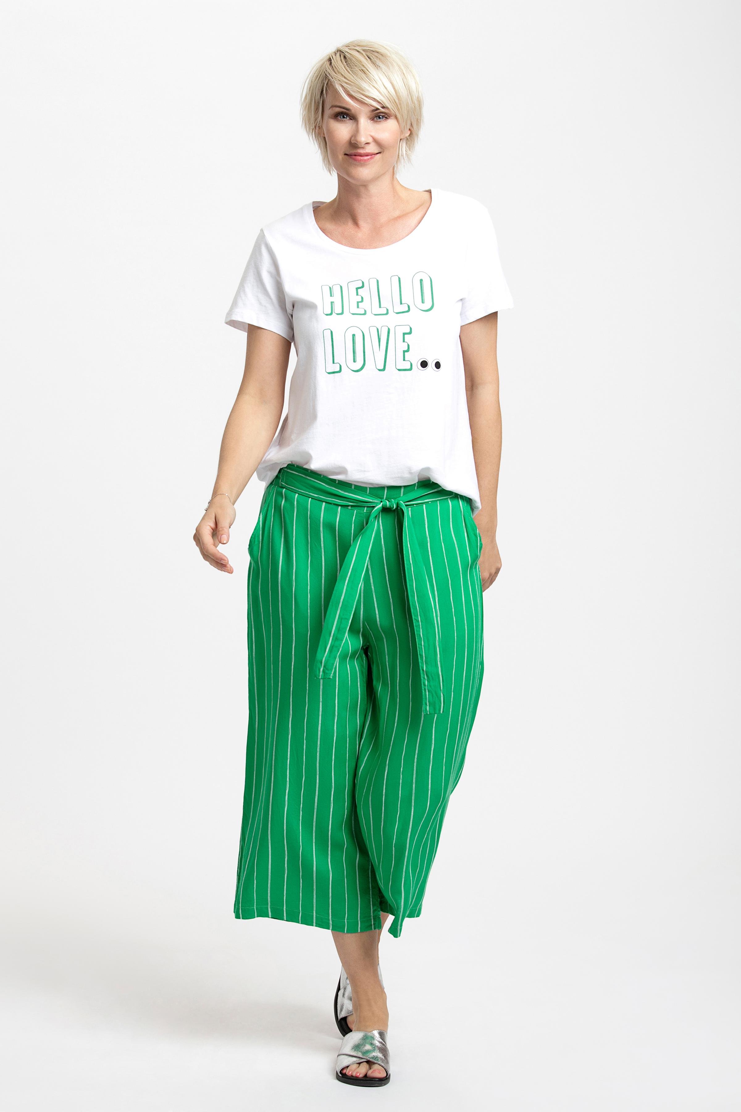 Grün/weiss