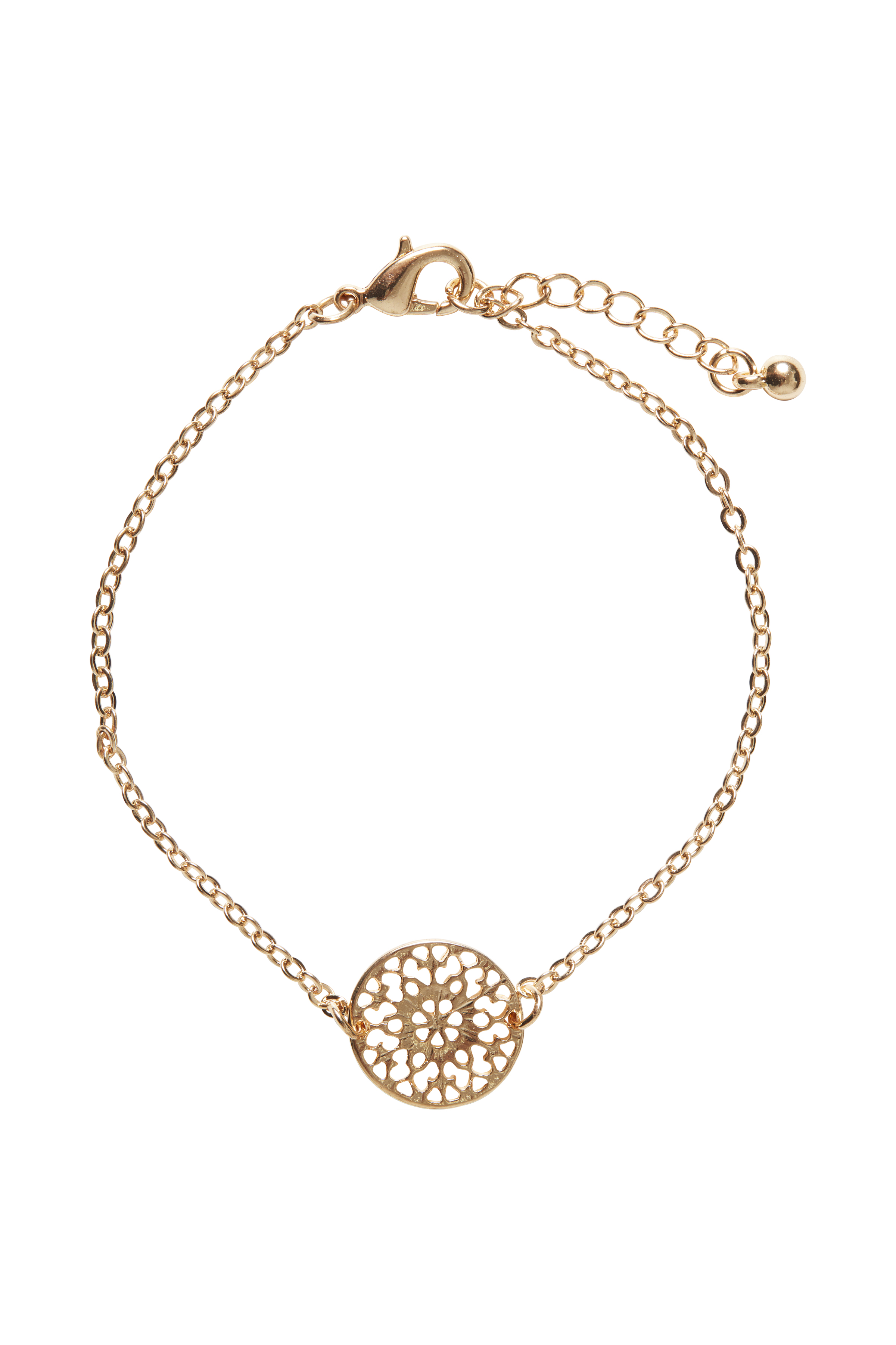 Fransa Dame Armbånd  - Guld