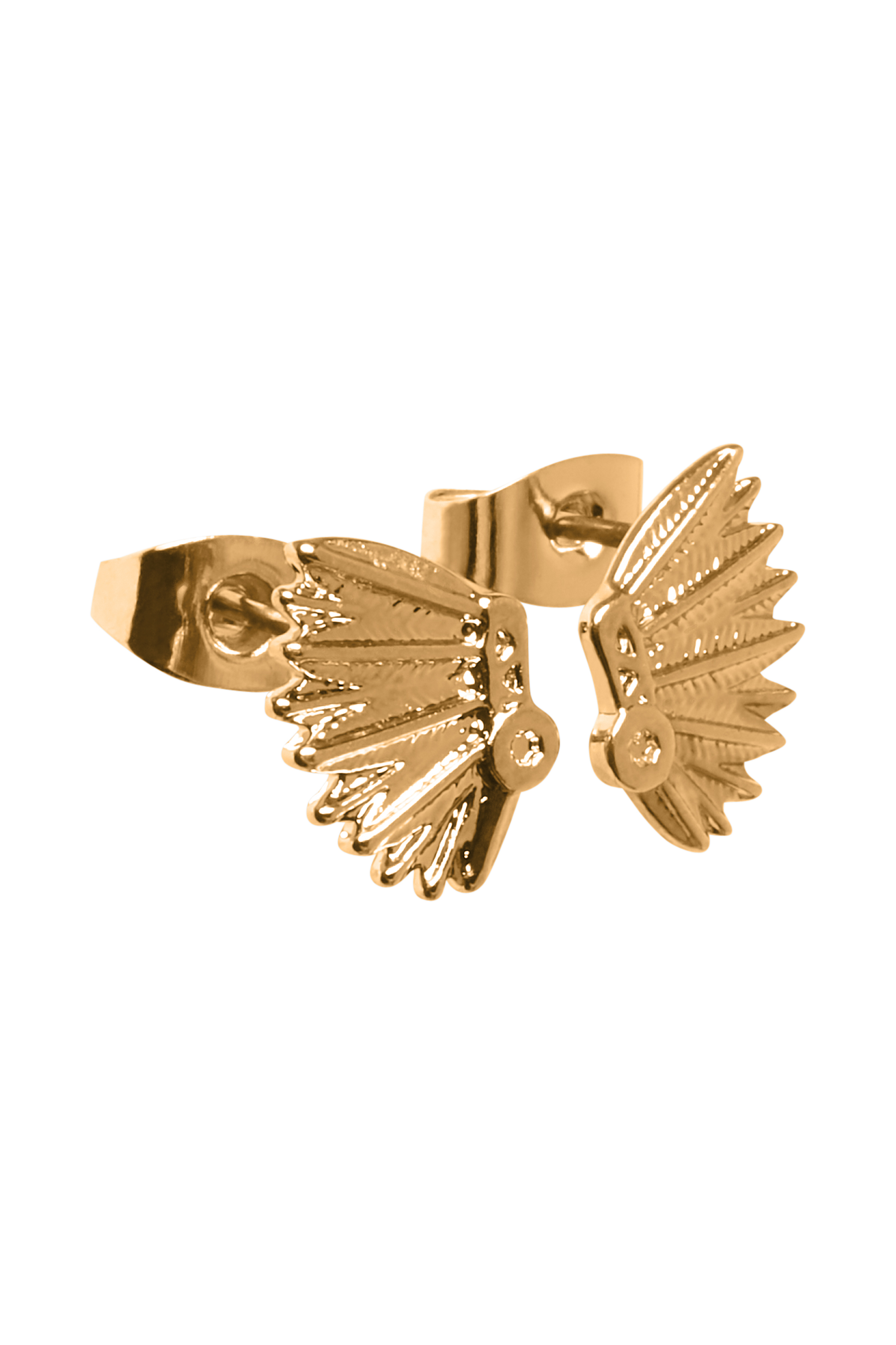 Guld Øreringe  fra Fransa – Køb Guld Øreringe  fra str. ONE her