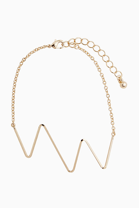 Image of   Ichi - accessories Dame Smykker - Guld