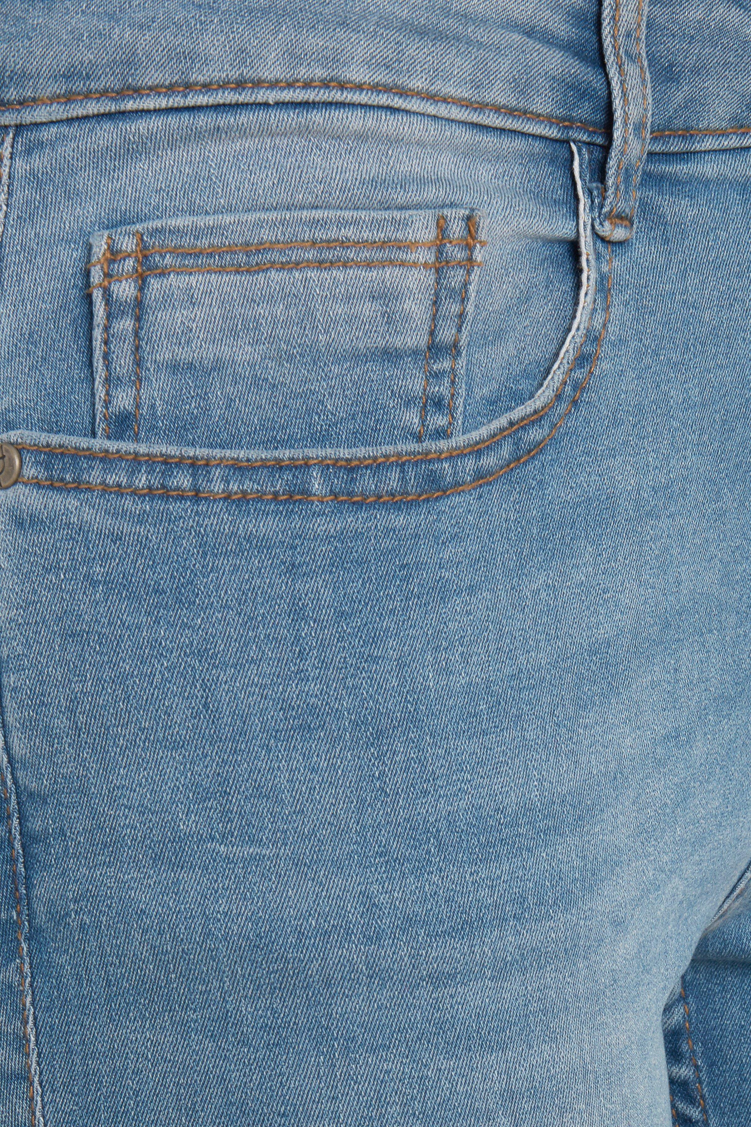 Hell denimblau Denimhose von Fransa – Shoppen Sie Hell denimblau Denimhose ab Gr. 34-46 hier