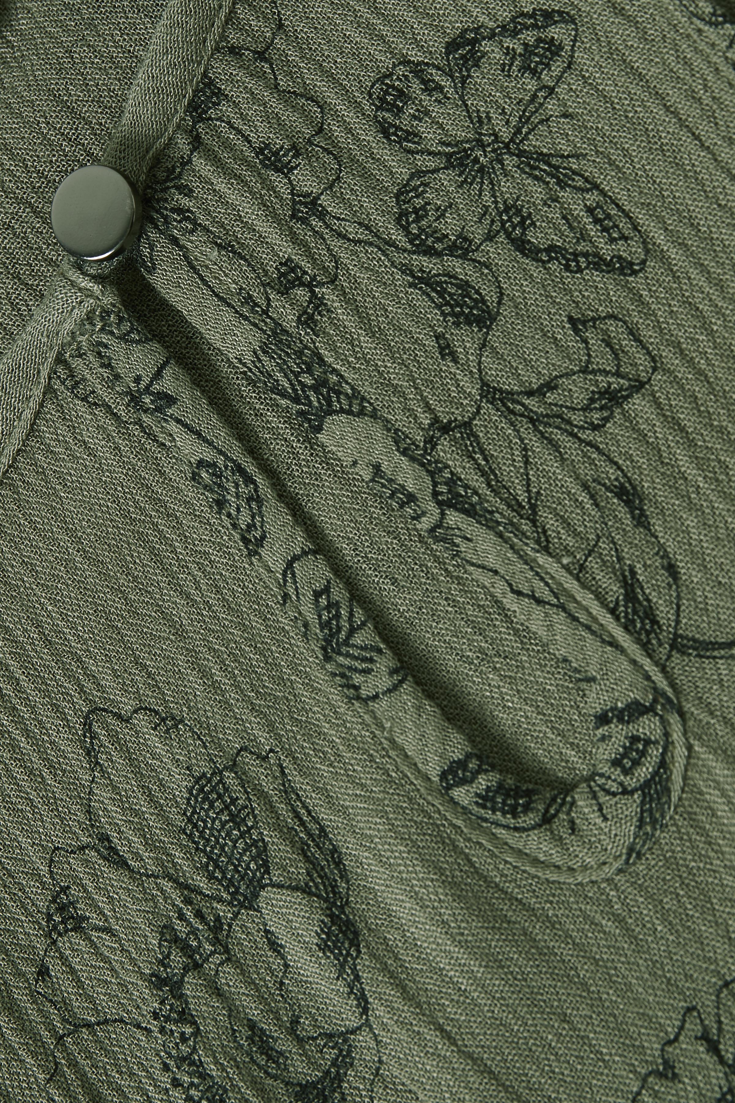 Hell olivgrün Tunika von Bon'A Parte – Shoppen Sie Hell olivgrün Tunika ab Gr. S-2XL hier