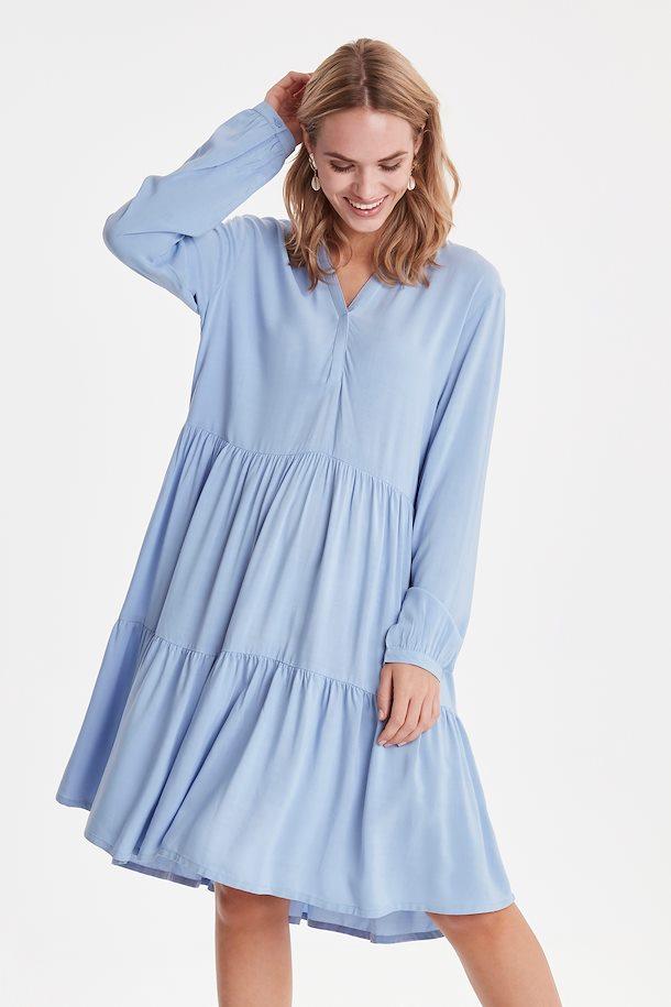 hellblau kleid von b.young - shoppen sie hellblau kleid ab