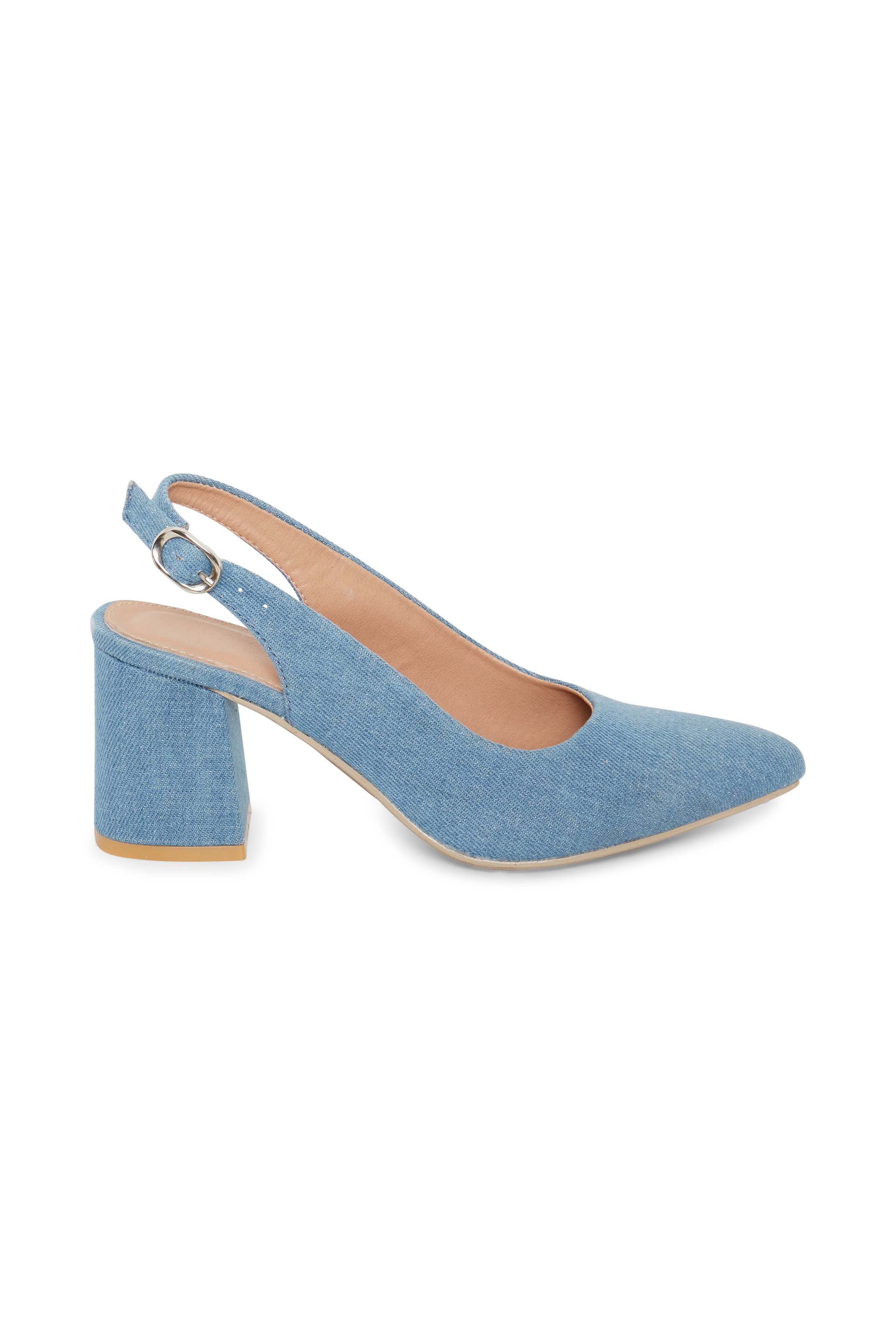 Hellblau Schuh von Ichi - accessories – Shoppen Sie Hellblau Schuh ab Gr. 36-41 hier