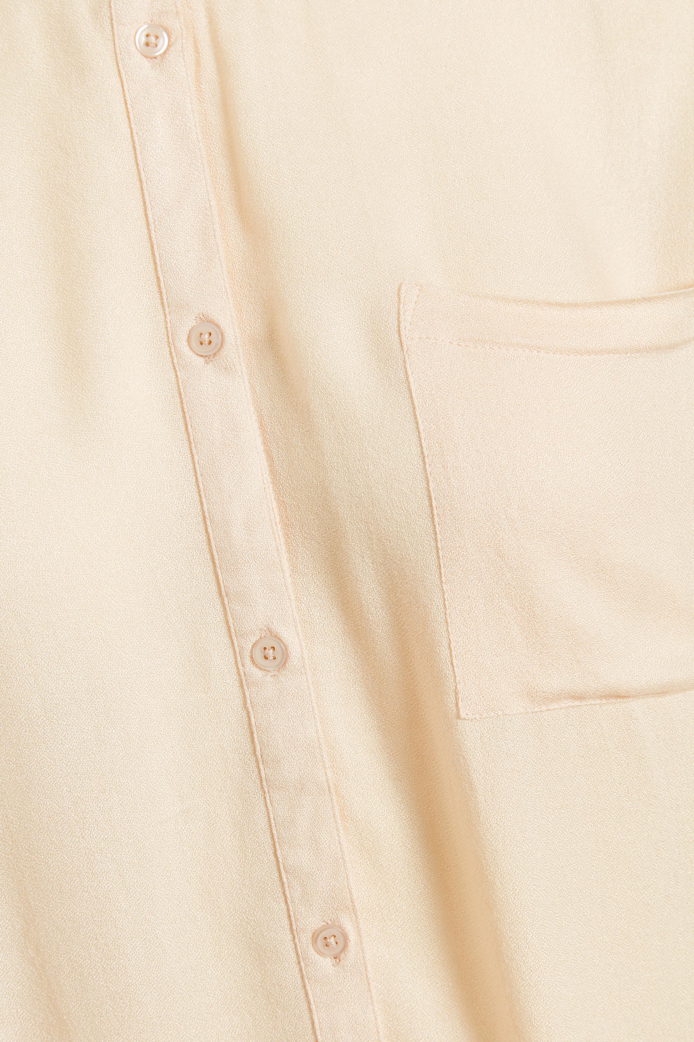 Hellpuder Hemd von Bon'A Parte – Shoppen Sie Hellpuder Hemd ab Gr. S-2XL hier