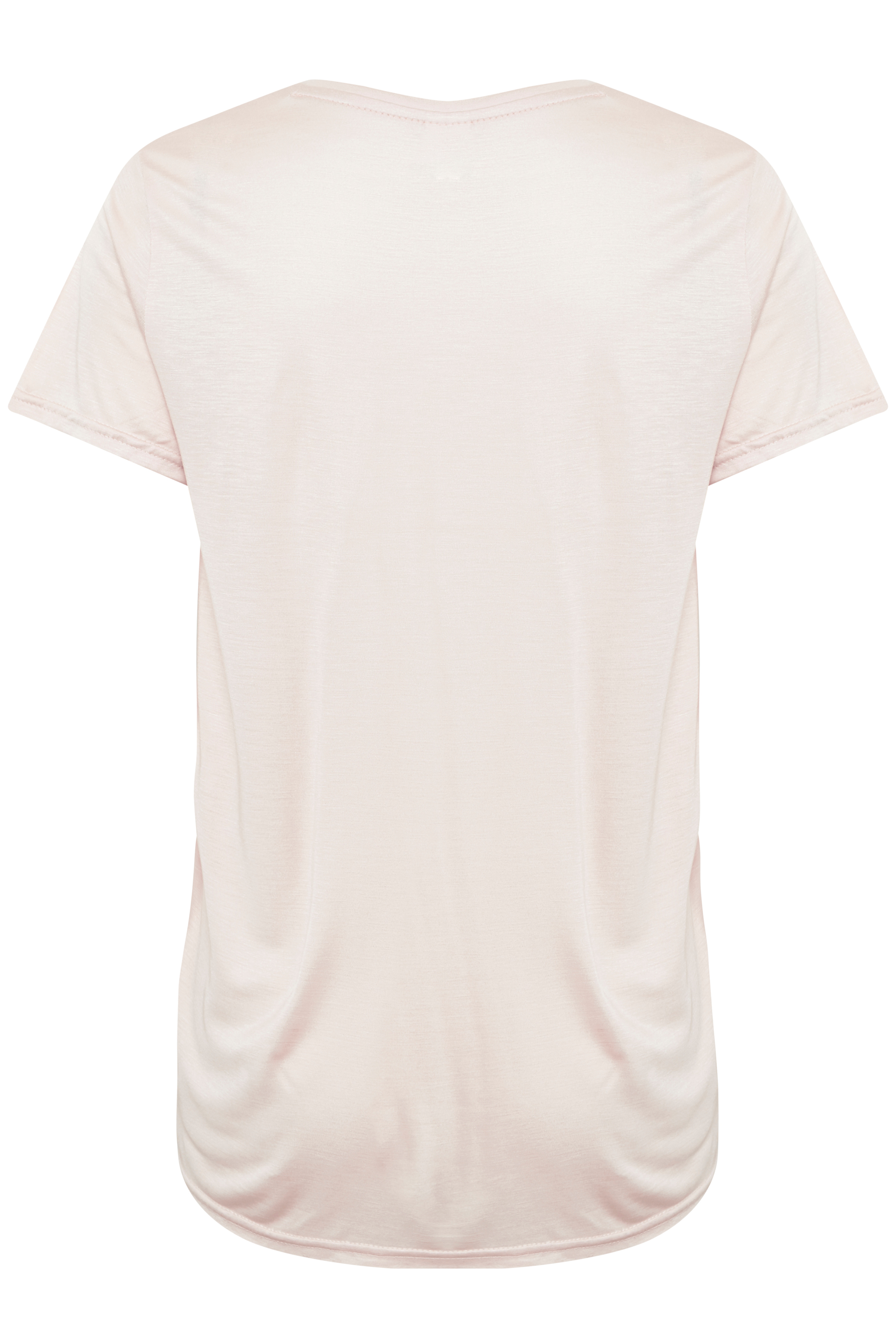 Hellrosa Kurzarm T-Shirt von Kaffe – Shoppen Sie Hellrosa Kurzarm T-Shirt ab Gr. XS-XXL hier