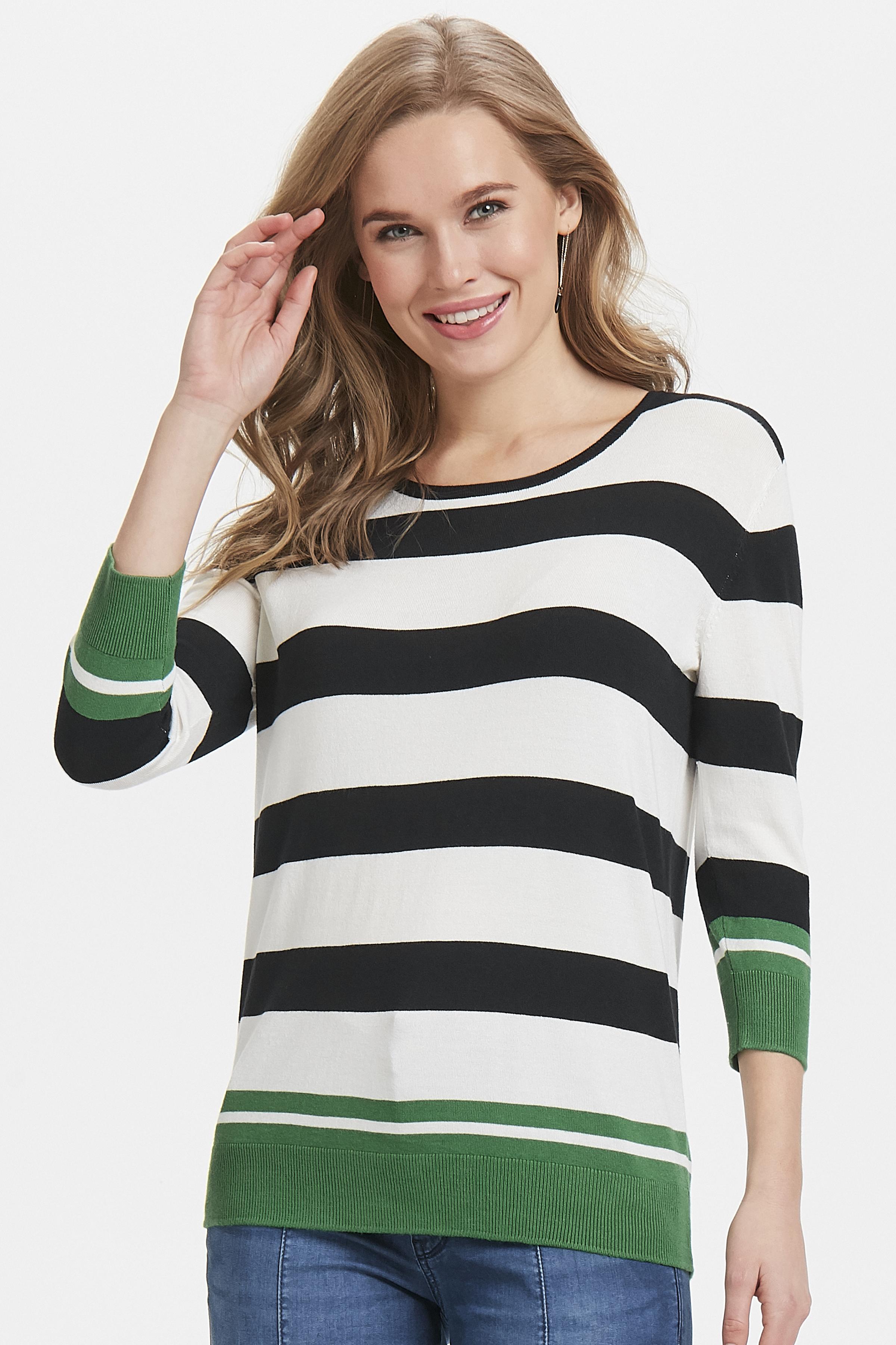 Hvid/grøn