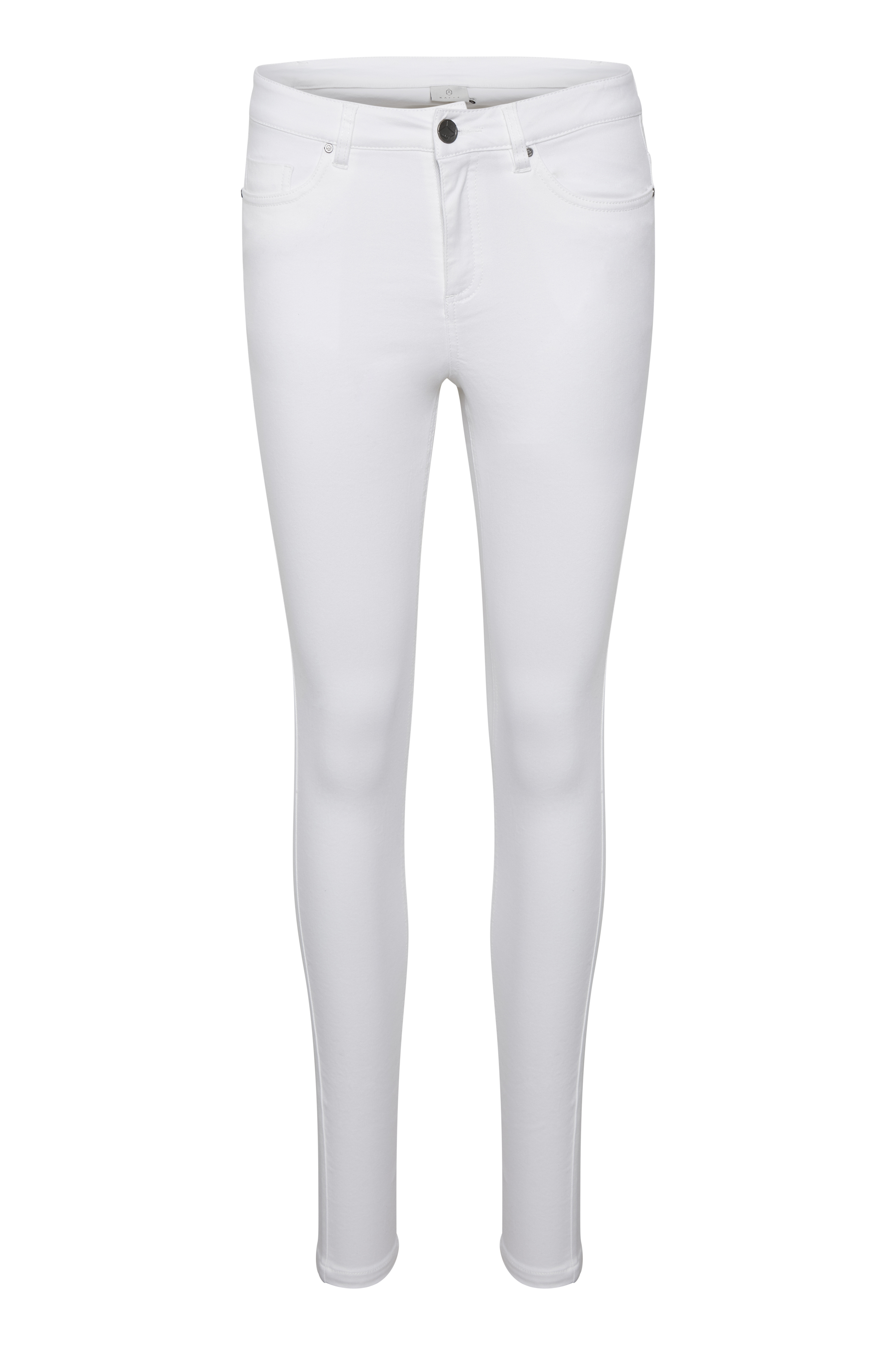 Hvid Jeans fra Kaffe – Køb Hvid Jeans fra str. 34-46 her