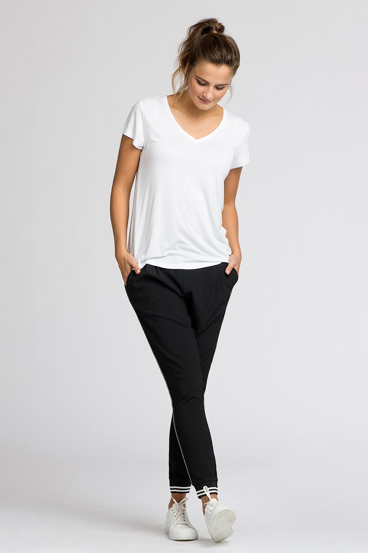Hvid Kortærmet T-shirt fra Kaffe – Køb Hvid Kortærmet T-shirt fra str. XS-XXL her