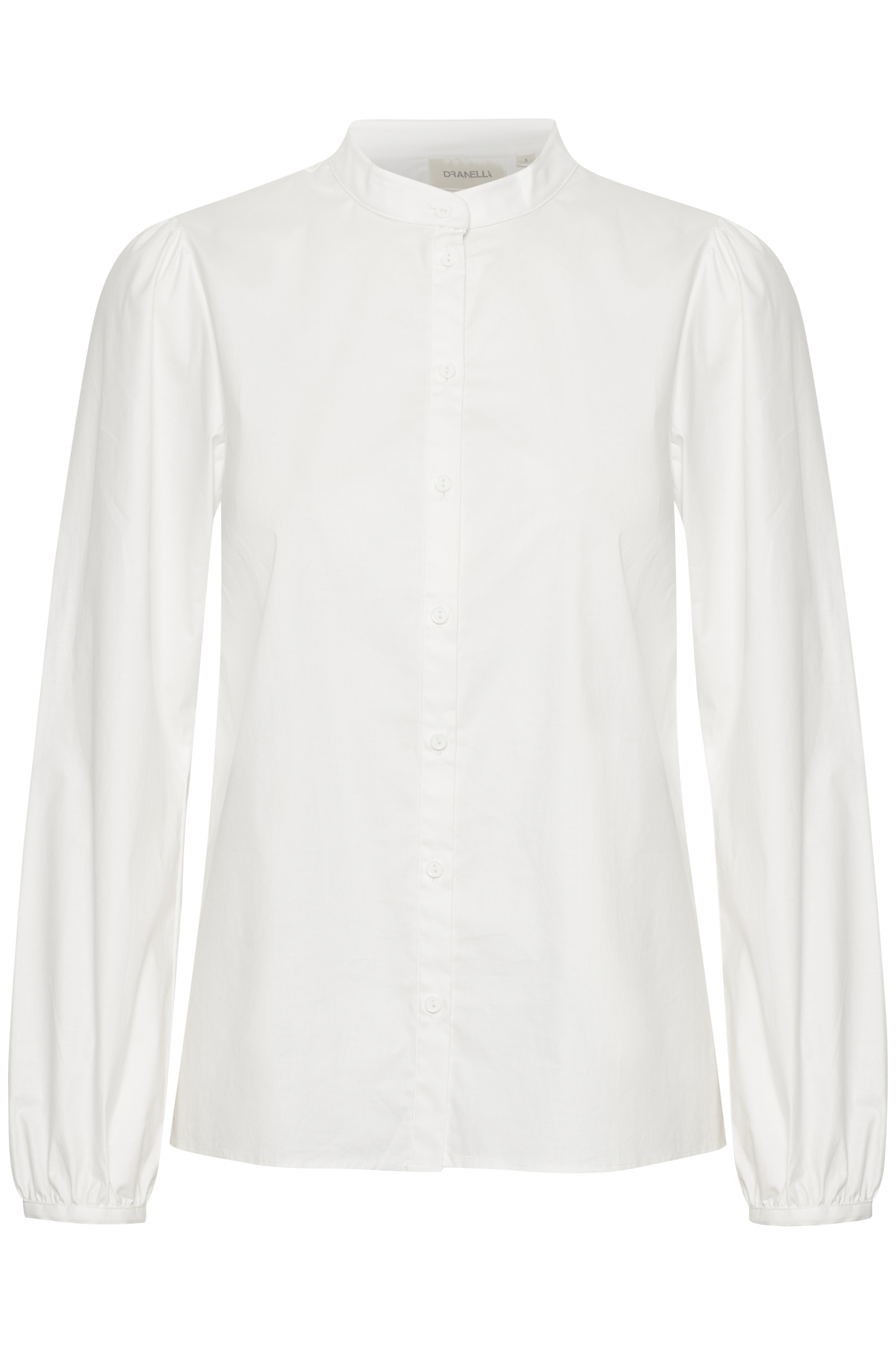 Image of Dranella Dame Skjorte - Hvid