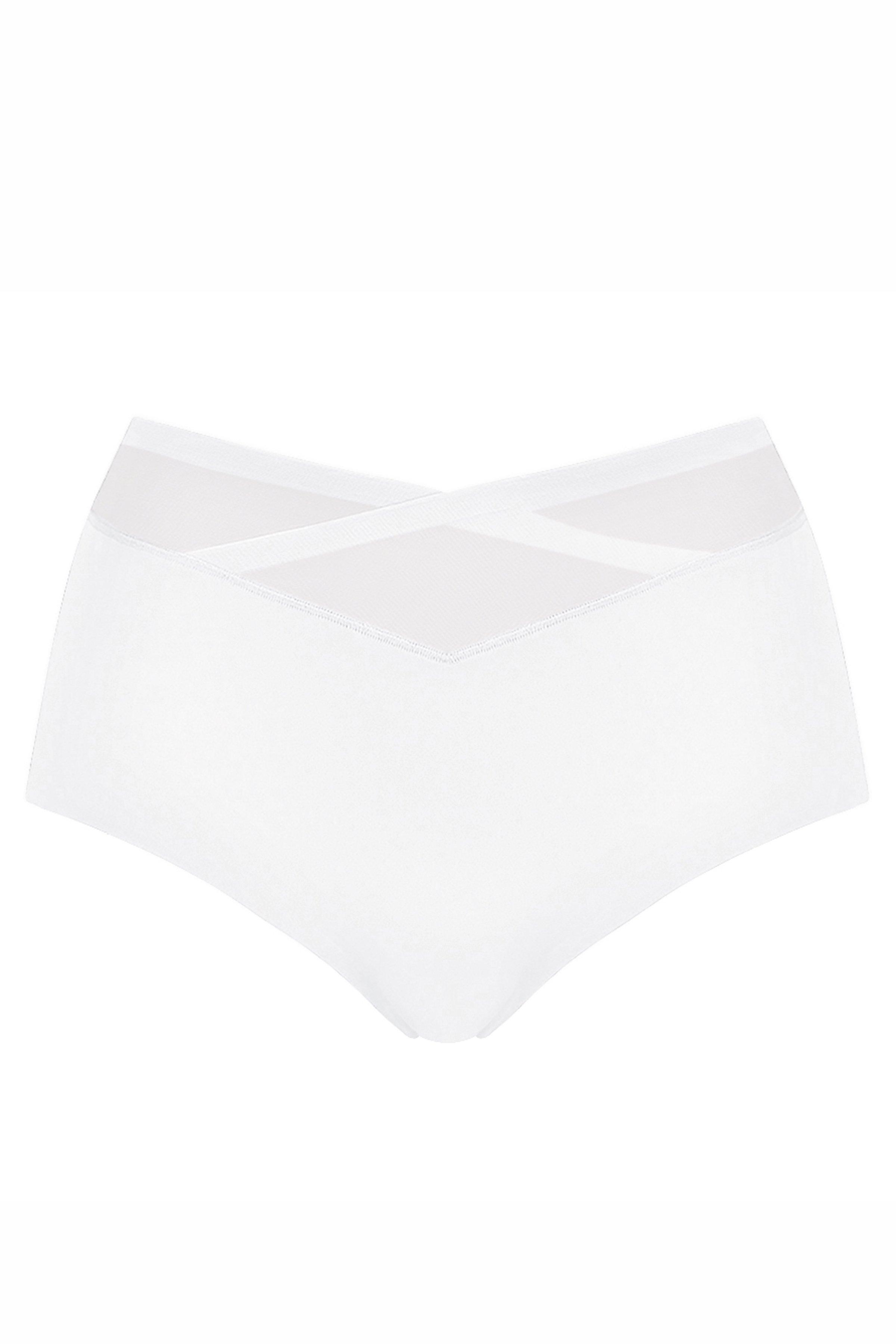 Hvid True Shape Sensation Maxi fra Triumph – Køb Hvid True Shape Sensation Maxi fra str. 38-48 her