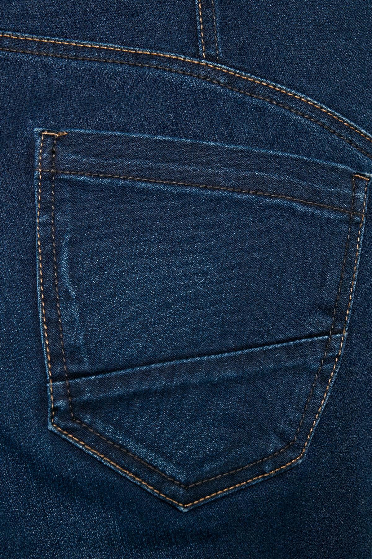 Indigo denimblå Jeans från Fransa – Köp Indigo denimblå Jeans från stl. 34-46 här