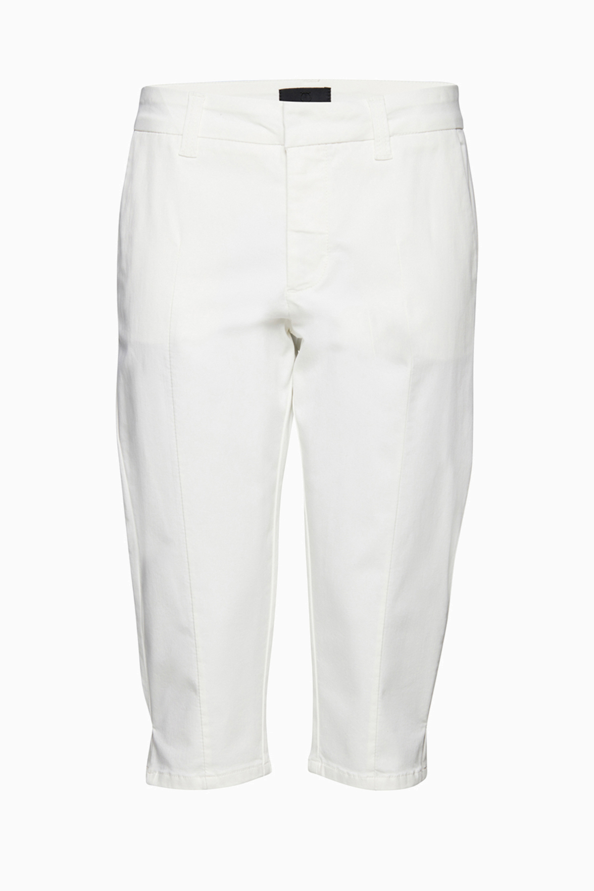 Image of Pulz Jeans Dame Capribuks - Ivory