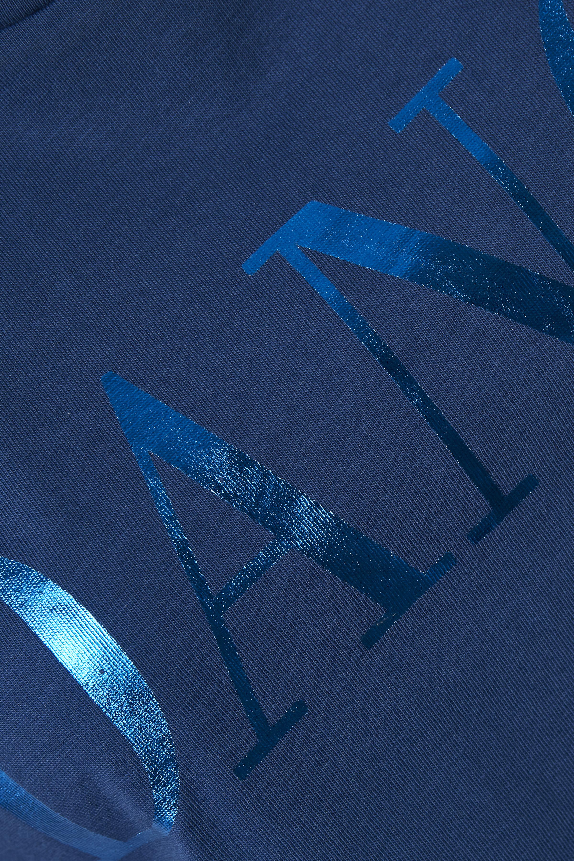 Kobaltblauw T-shirt korte mouw van Kaffe – Door Kobaltblauw T-shirt korte mouw van maat. XS-XXL hier