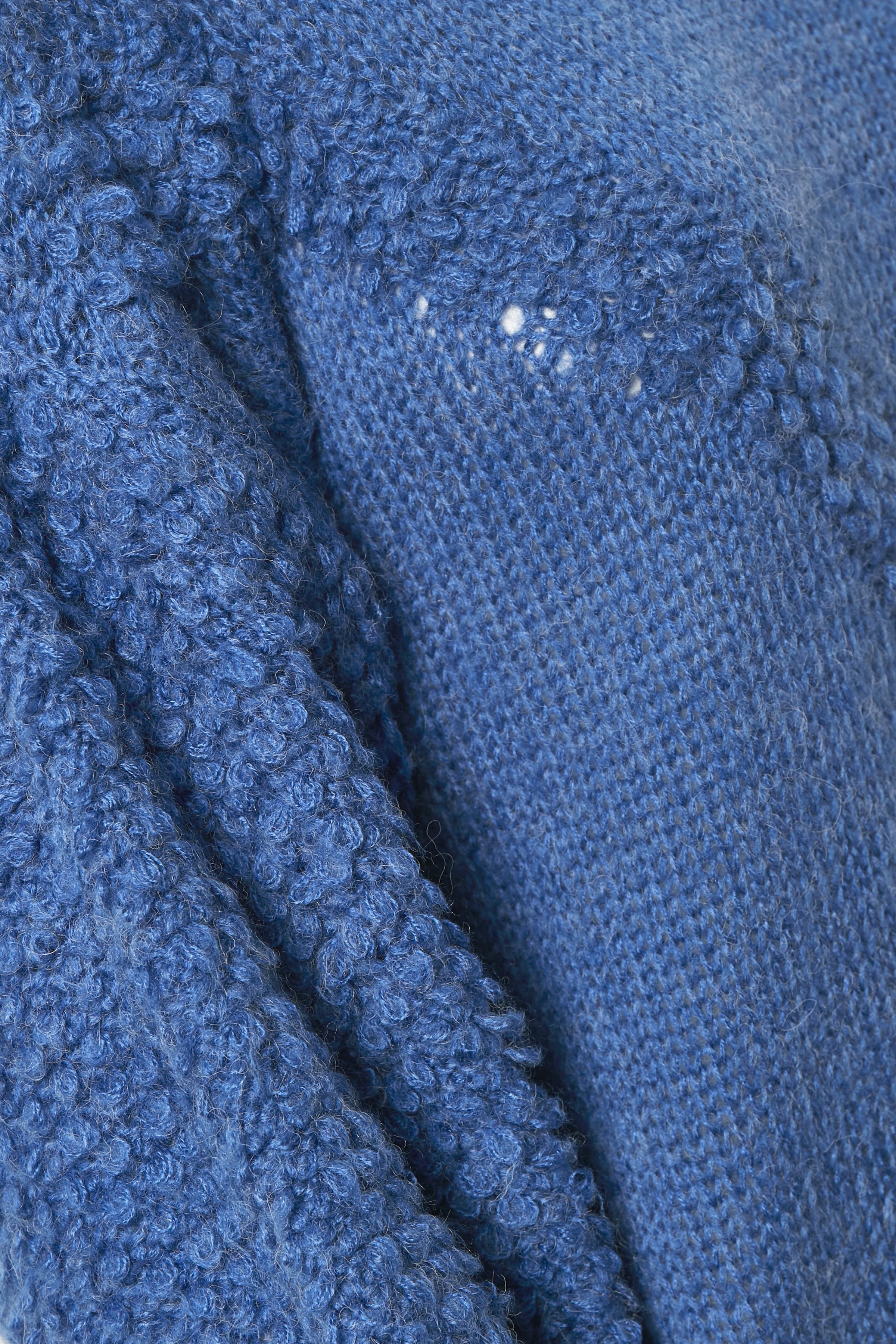 Koboltblå Strikpullover fra Kaffe – Køb Koboltblå Strikpullover fra str. XS-XXL her