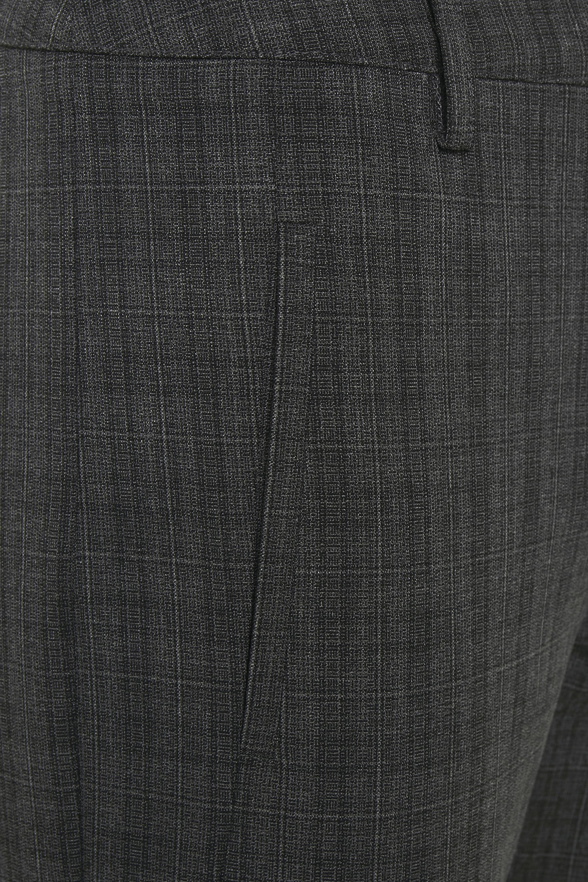 Koksgrå Byxor från Bon'A Parte – Köp Koksgrå Byxor från stl. 36-48 här