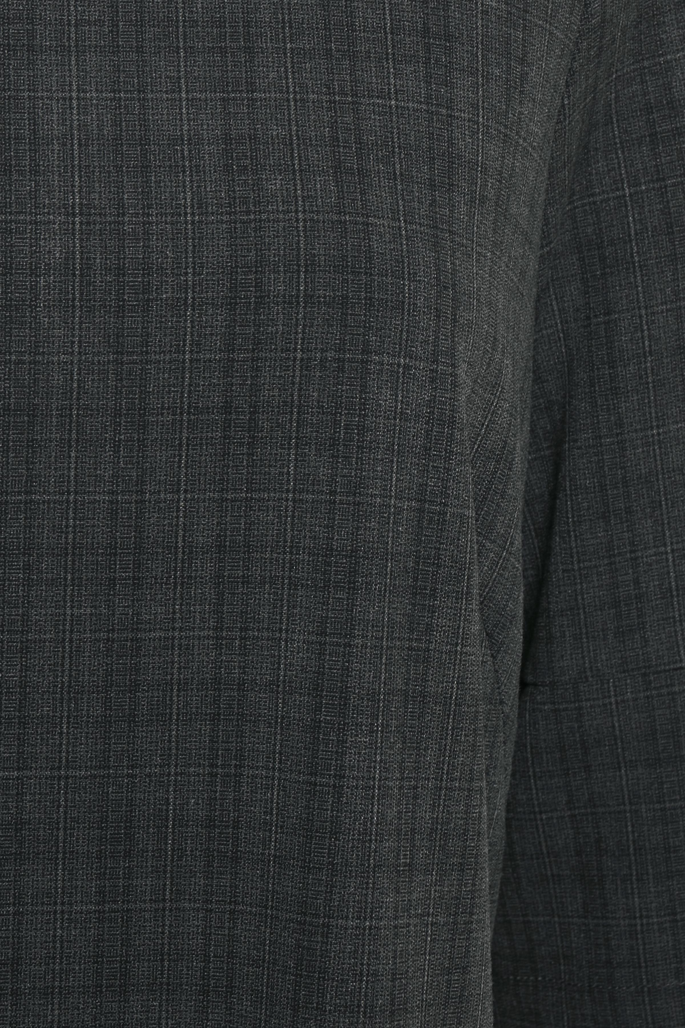 Koksgrå Klänning från Bon'A Parte – Köp Koksgrå Klänning från stl. S-2XL här