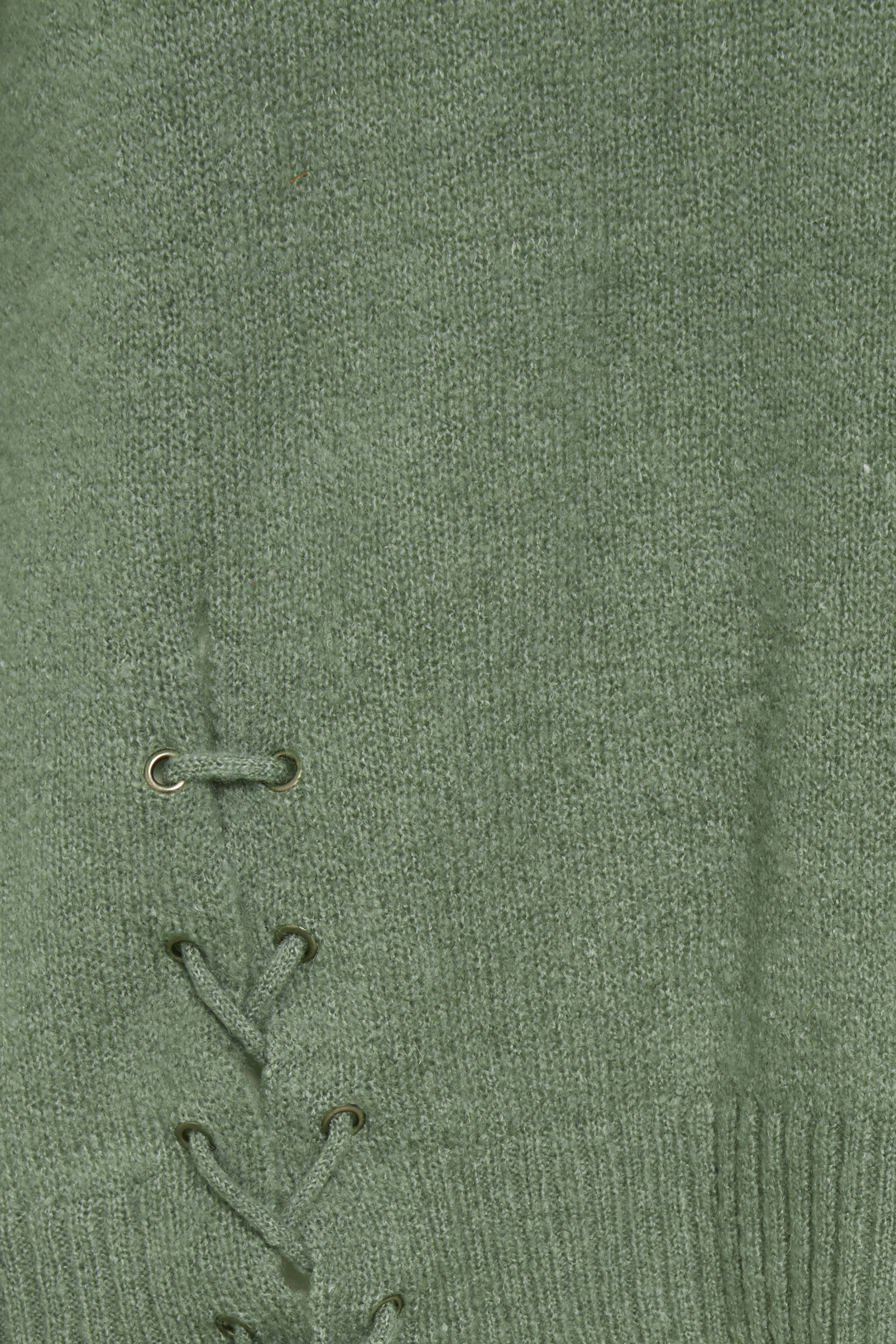 Ljus opal Stickad pullover från Bon'A Parte – Köp Ljus opal Stickad pullover från stl. S-2XL här