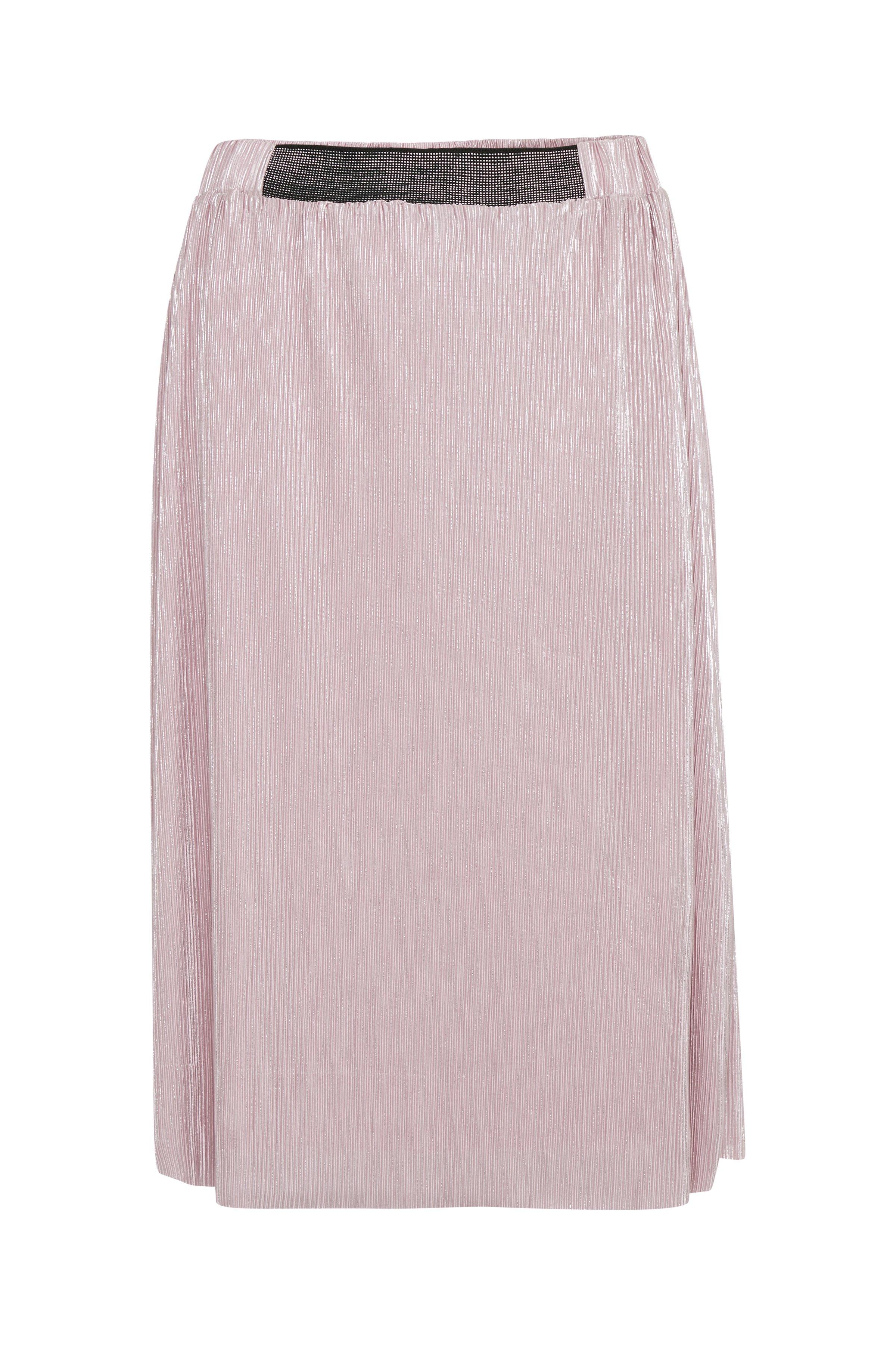 Ljus rosa Kjol från Kaffe – Köp Ljus rosa Kjol från stl. XS-XXL här