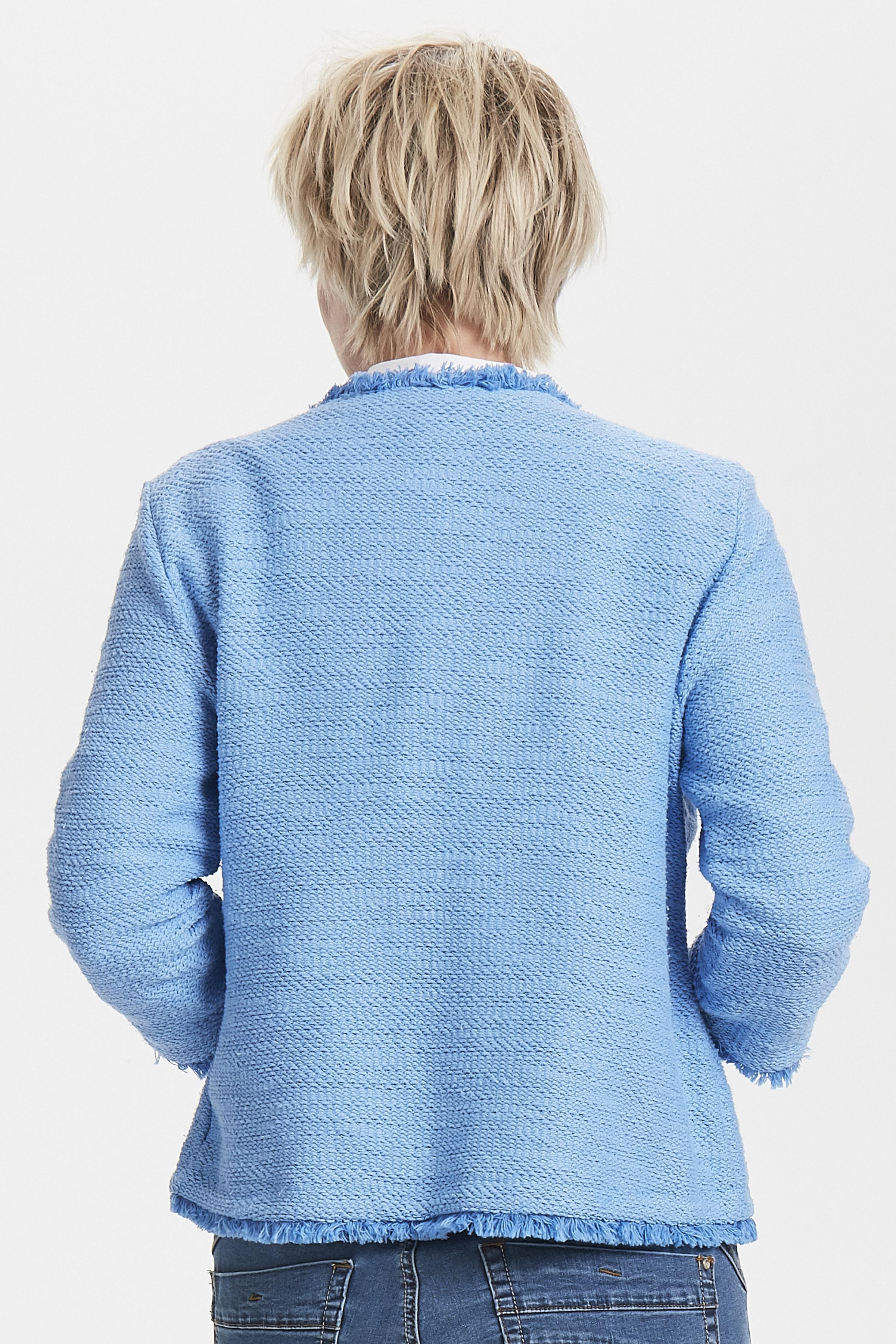 Ljusblå Cardigan från Cream – Köp Ljusblå Cardigan från stl. XS-XXL här