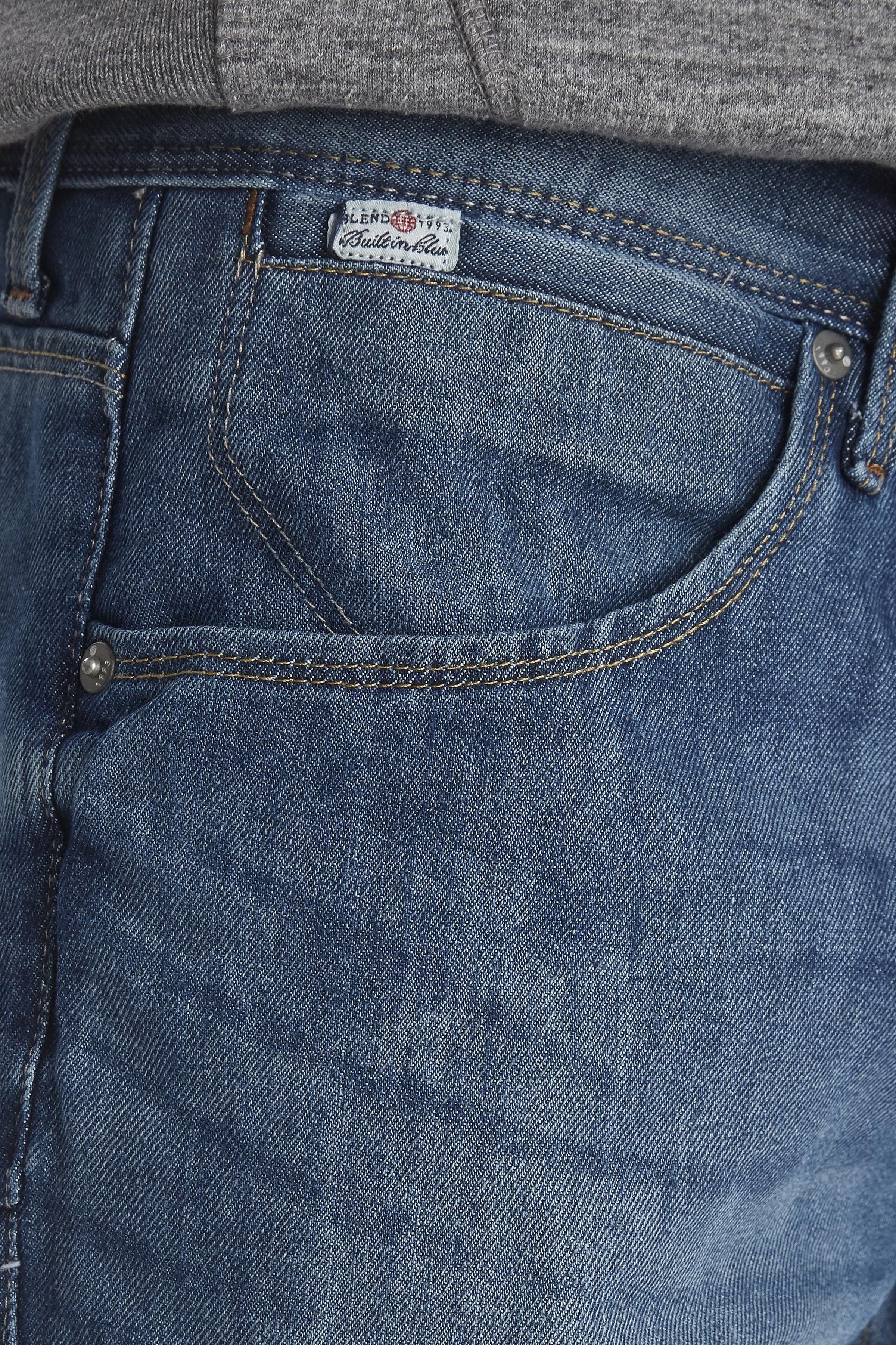 Ljusblå Jeans från Blend He – Köp Ljusblå Jeans från stl. 28-40 här