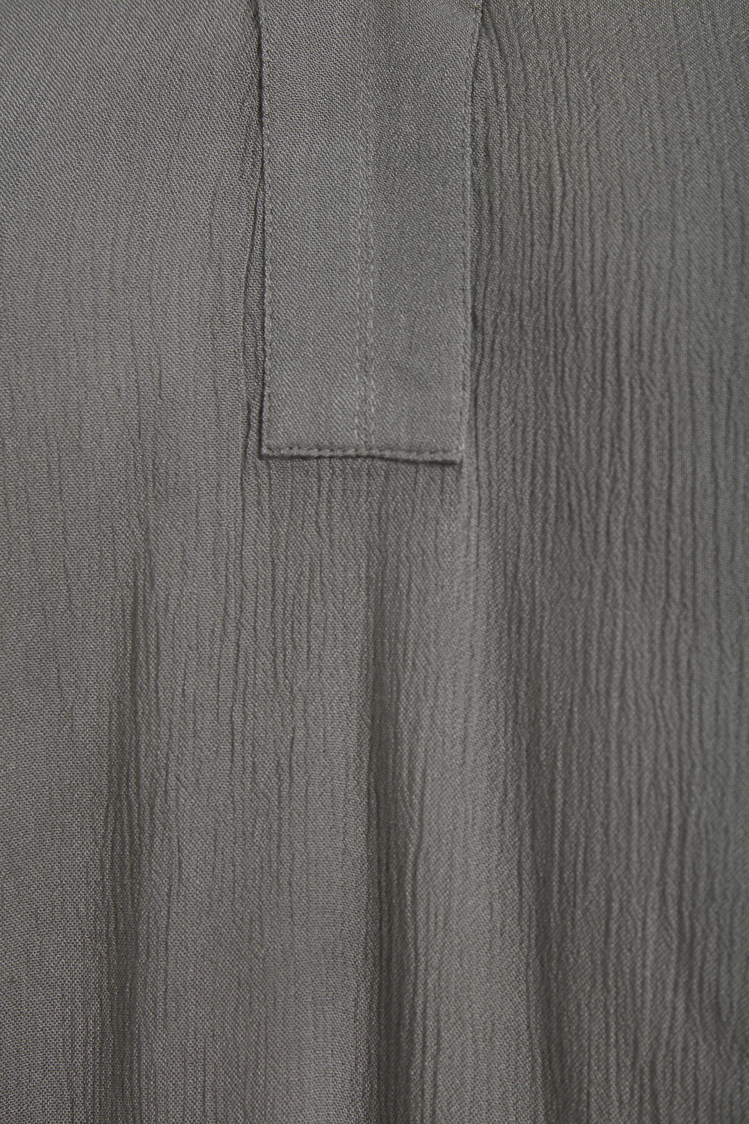 Ljusgrå Tunika från Kaffe – Köp Ljusgrå Tunika från stl. 34-46 här