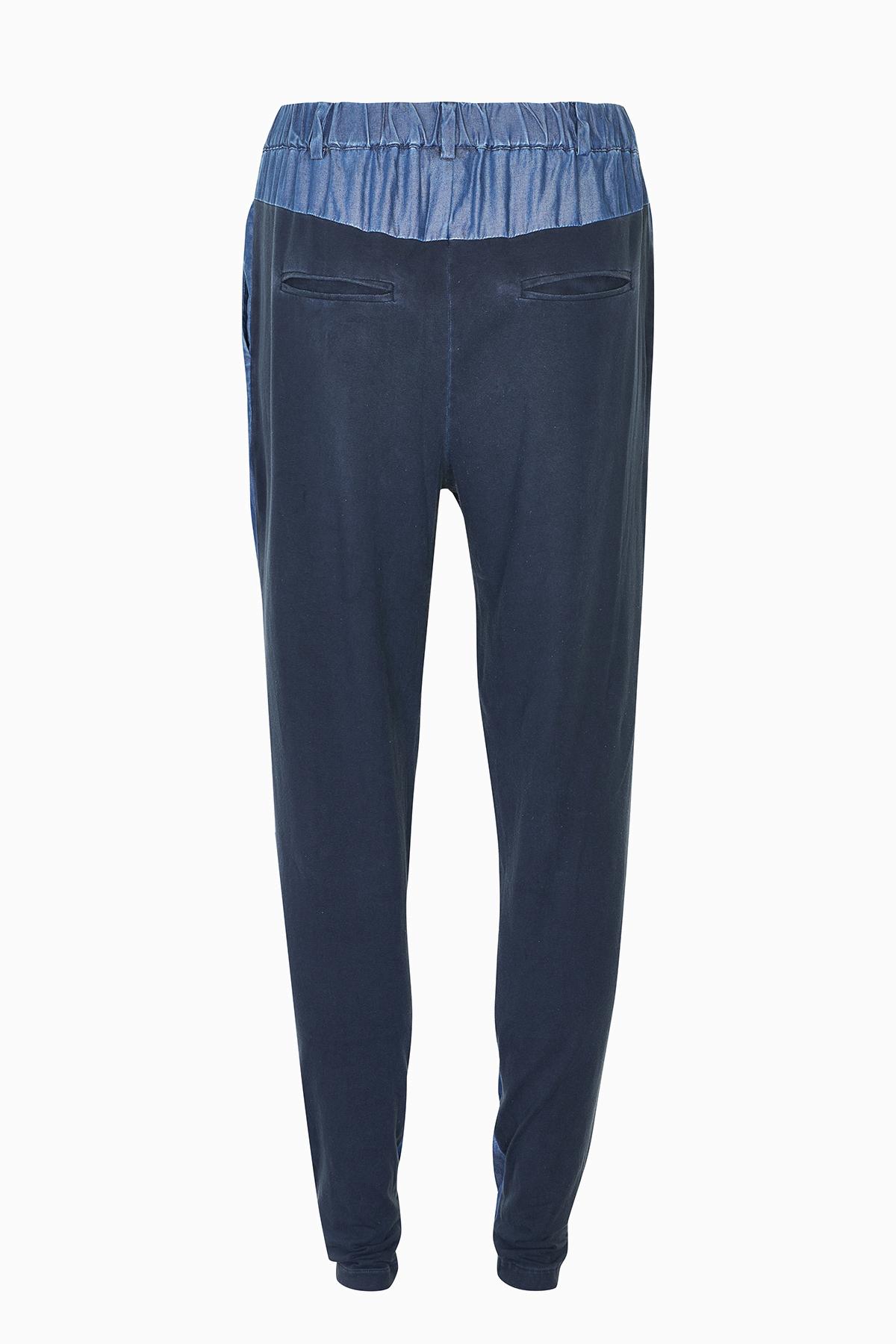 Lys denim Casual bukser fra Kaffe – Køb Lys denim Casual bukser fra str. 34-46 her