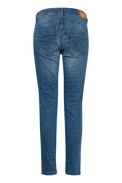 Lys denimblå Jeans fra Dranella – Køb Lys denimblå Jeans fra str. 32-46 her