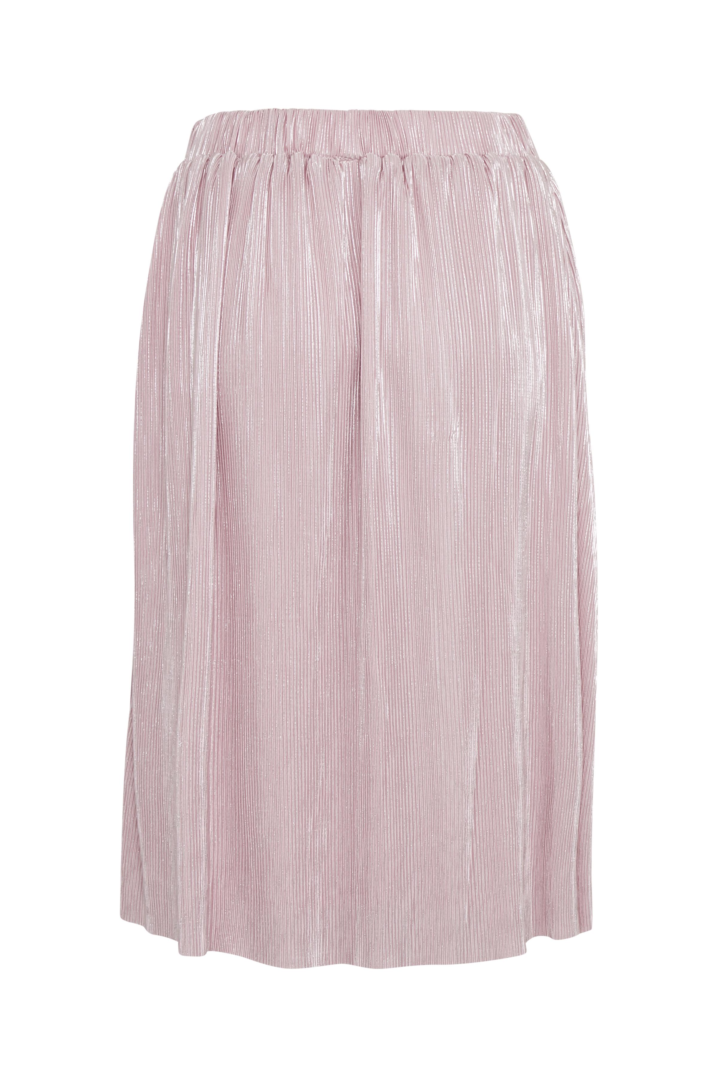 Lys rosa Nederdel fra Kaffe – Køb Lys rosa Nederdel fra str. XS-XXL her
