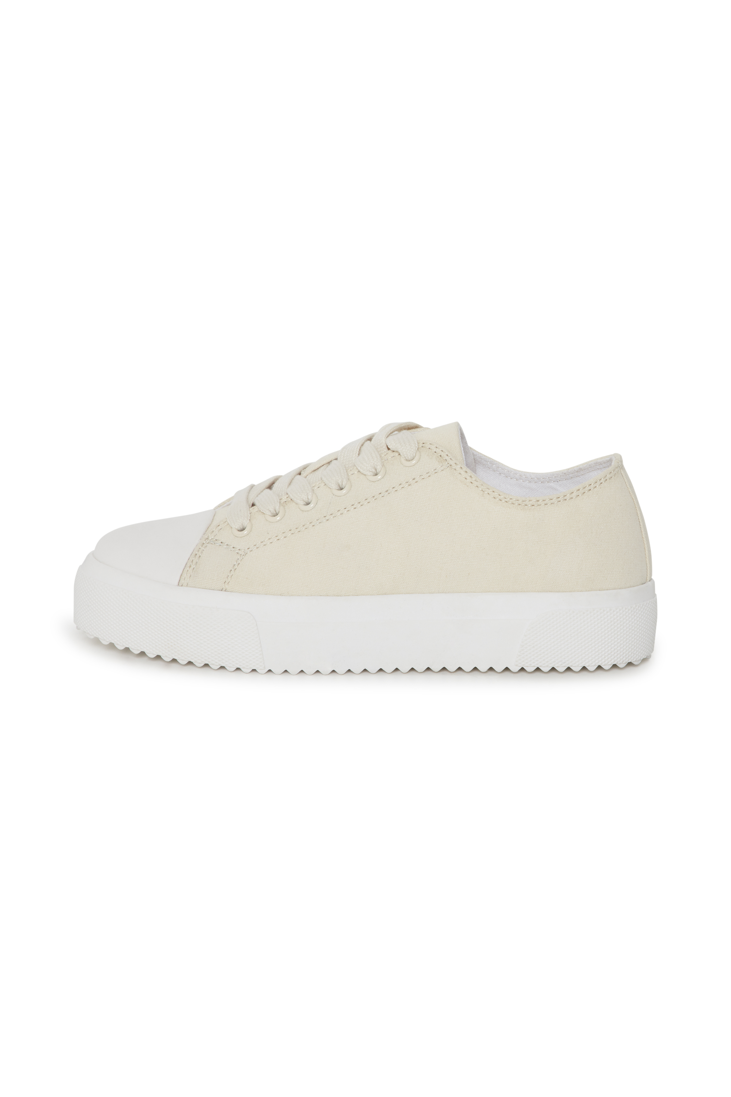 Image of   Ichi - accessories Dame Sneakers - Lys sand