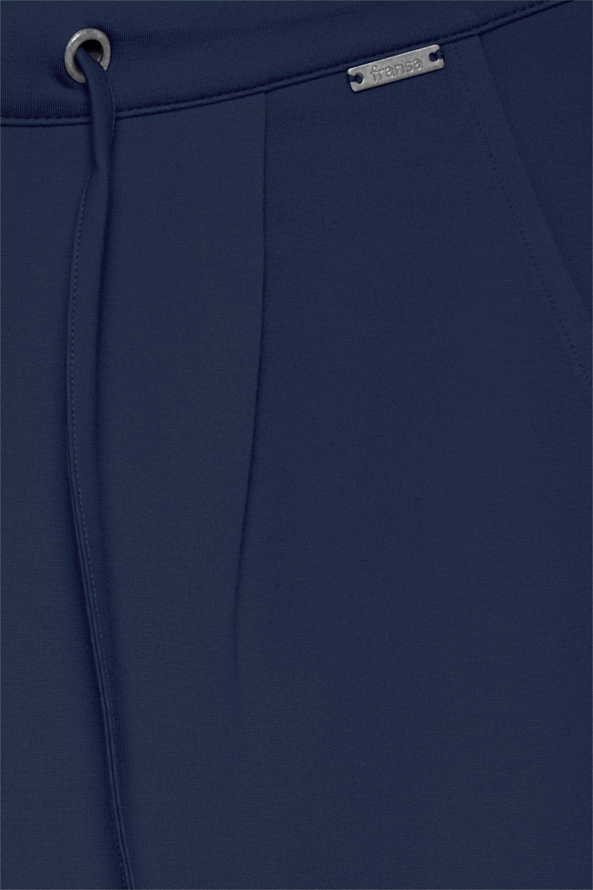 Marinblå Casual byxor från Fransa – Köp Marinblå Casual byxor från stl. XS-XXL här