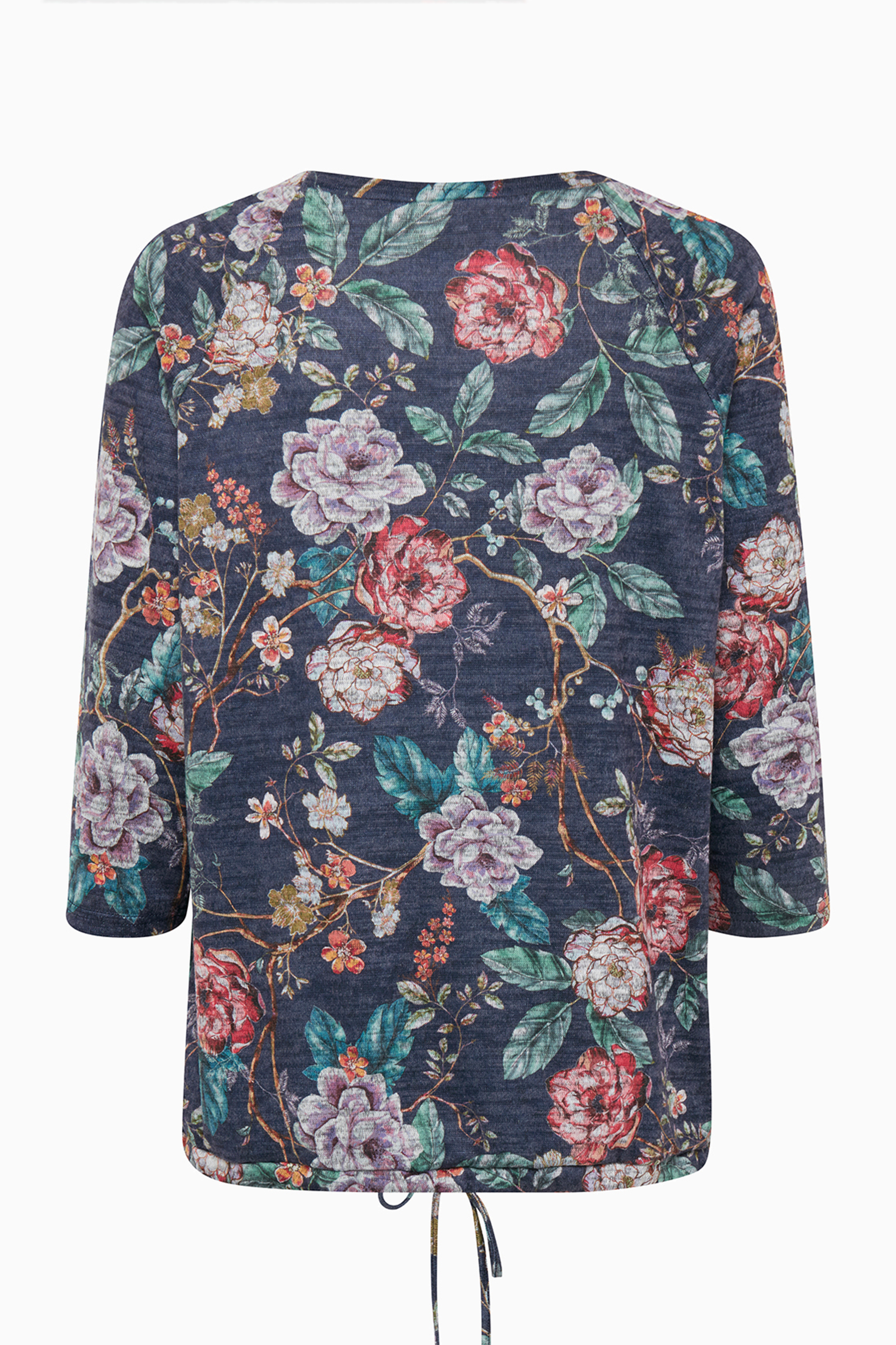 Marinblå Stickad pullover från Dranella – Köp Marinblå Stickad pullover från stl. XS-XL här