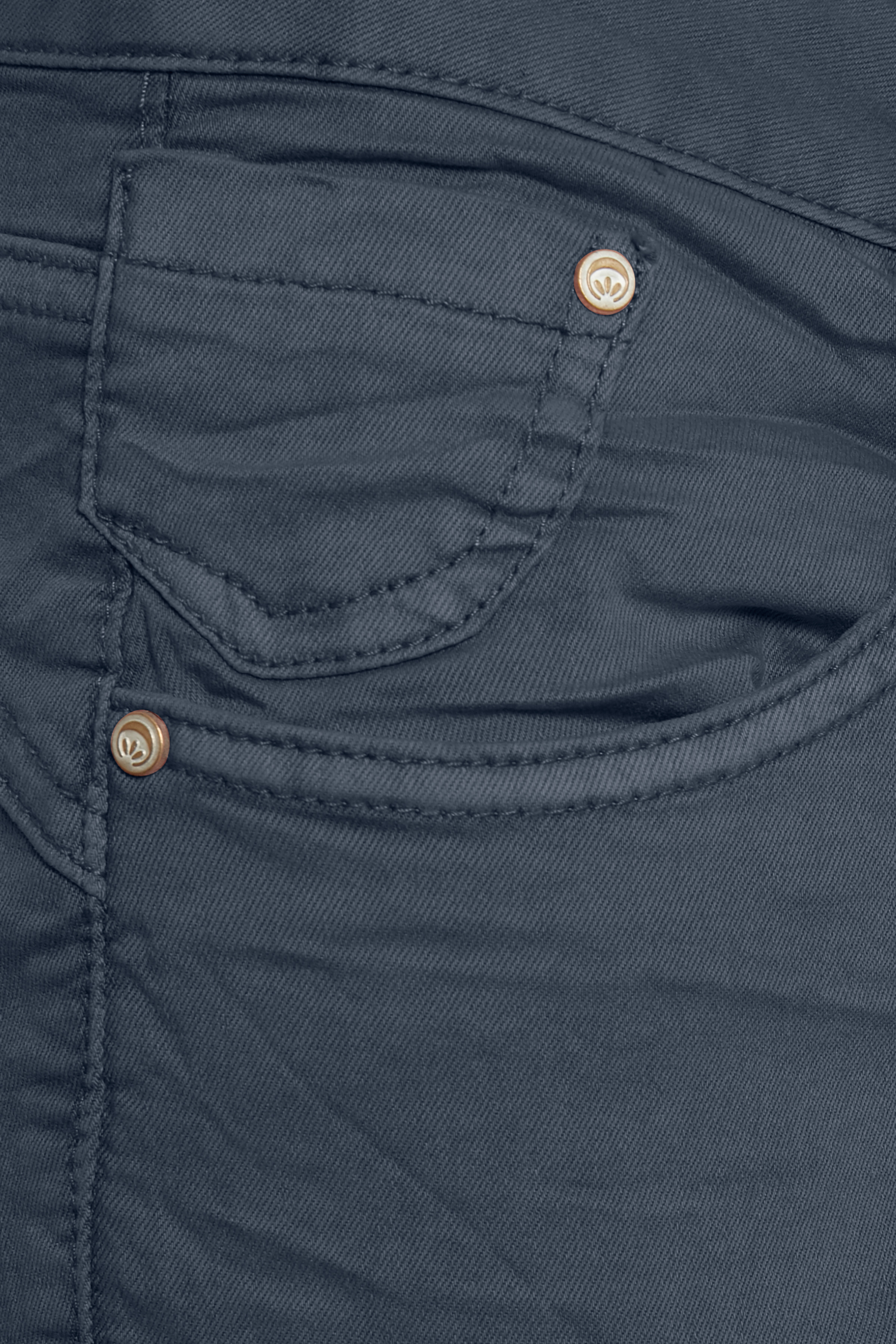 Marineblå Jeans fra Cream – Køb Marineblå Jeans fra str. 24-34 her