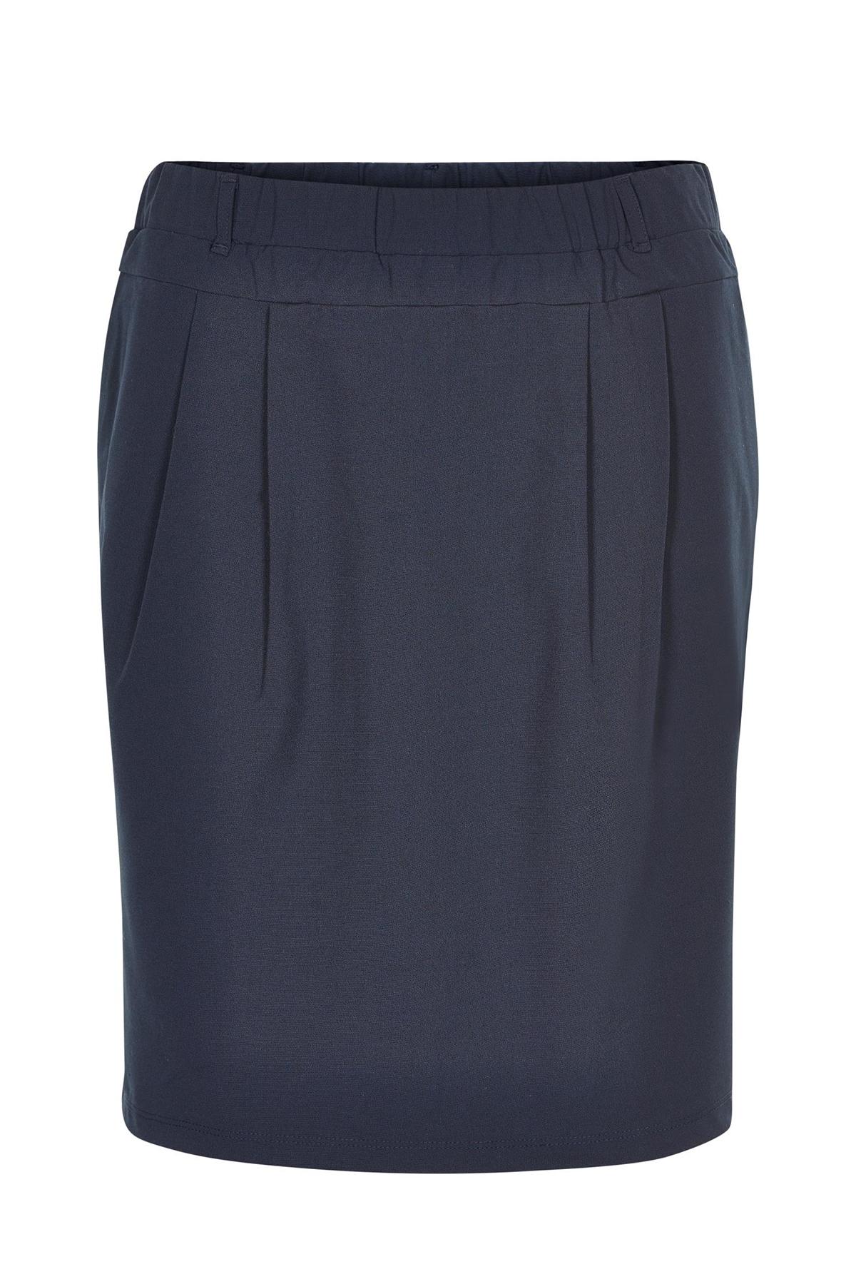 Marineblå Nederdele fra Kaffe – Køb Marineblå Nederdele fra str. 32-46 her