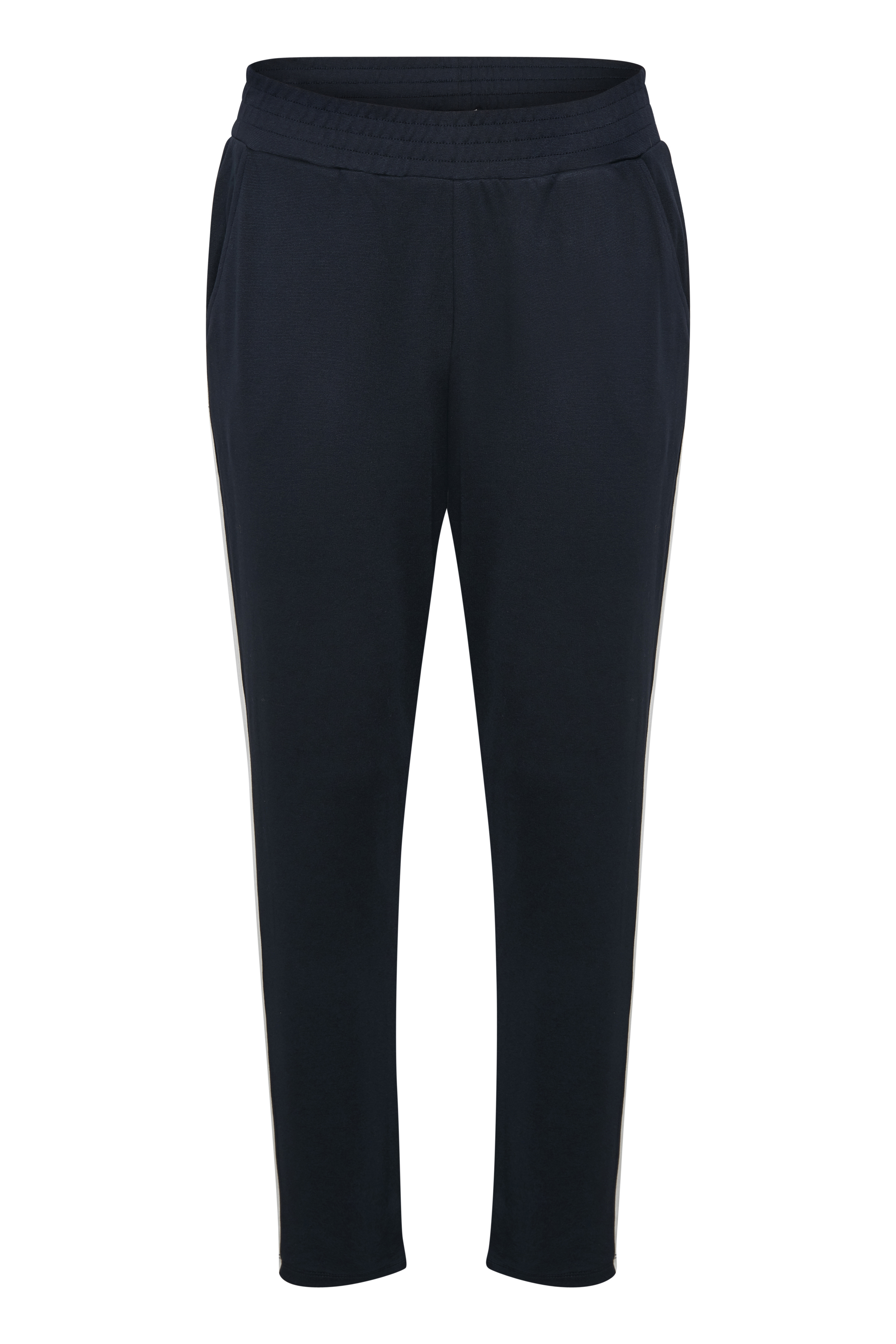 Marineblå Sweatbuks fra Kaffe – Køb Marineblå Sweatbuks fra str. XS-XXL her
